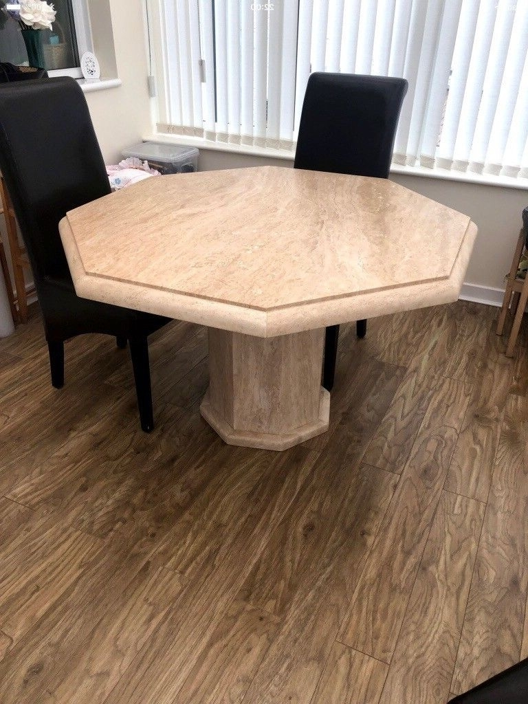 Gumtree Throughout Solid Marble Dining Tables (Gallery 16 of 25)