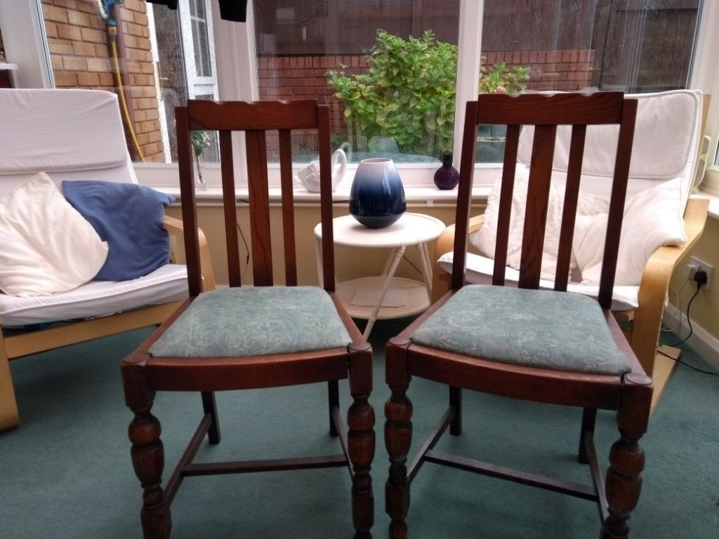 Gumtree With Regard To Alcora Dining Chairs (Gallery 13 of 25)