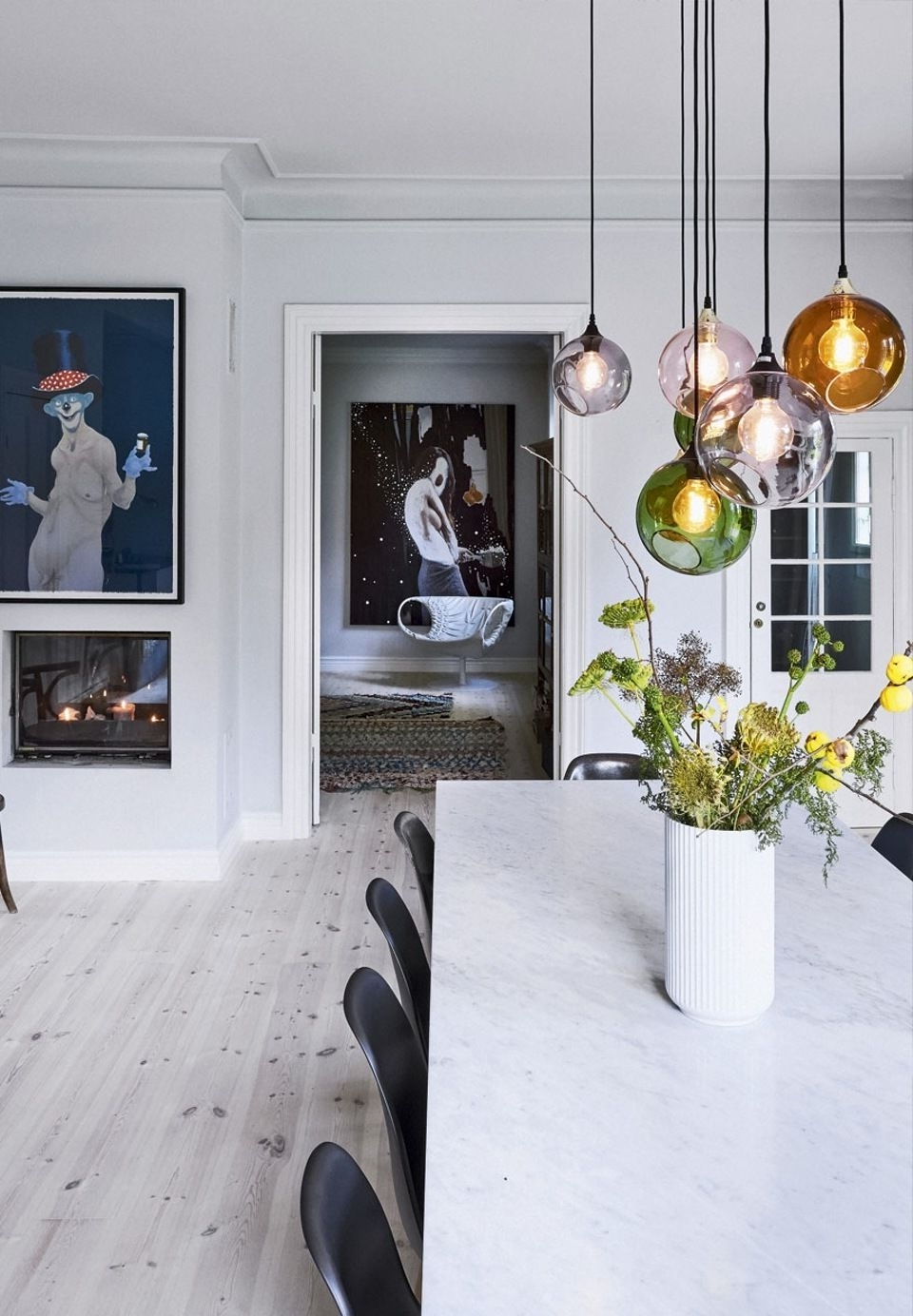 Featured Photo of Over Dining Tables Lights