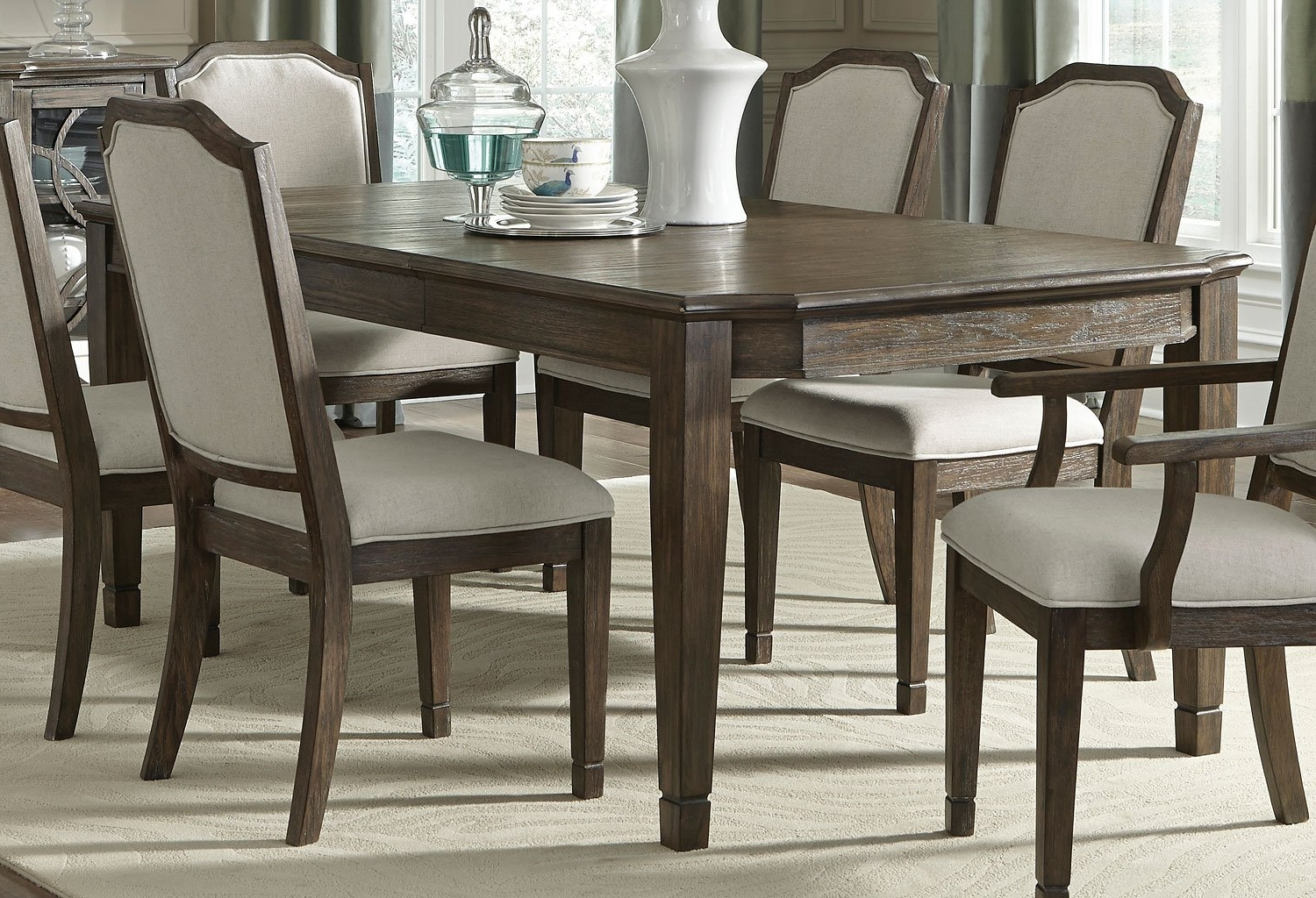 Hamilton Dining Tables In Most Recent Hamilton Dining Table Samuel Lawrence Furniture (View 7 of 25)