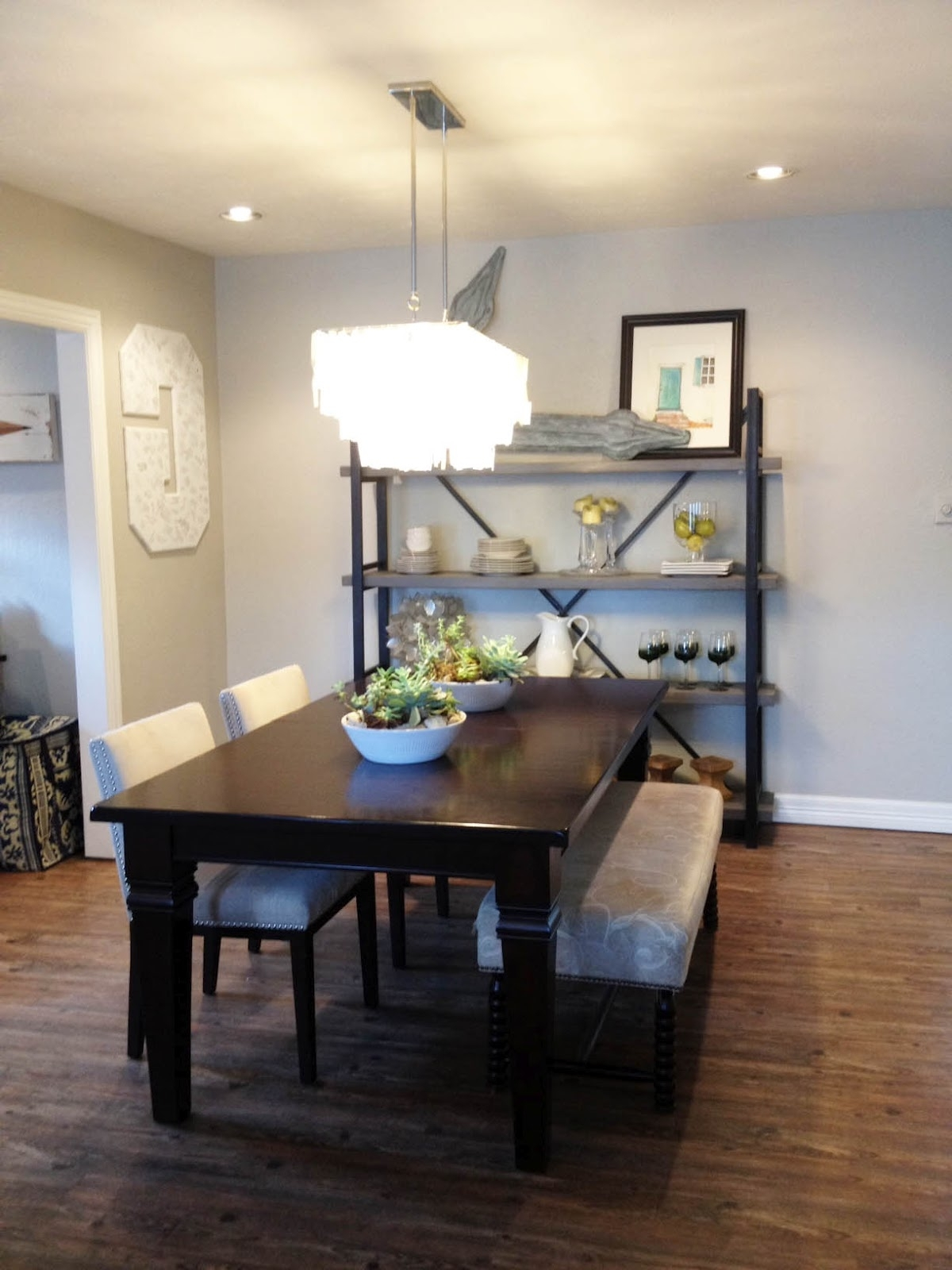 Hanging Dining Table Is Also A Kind Of Over Dining Table Lighting Inside Most Popular Dining Tables Lighting (View 22 of 25)