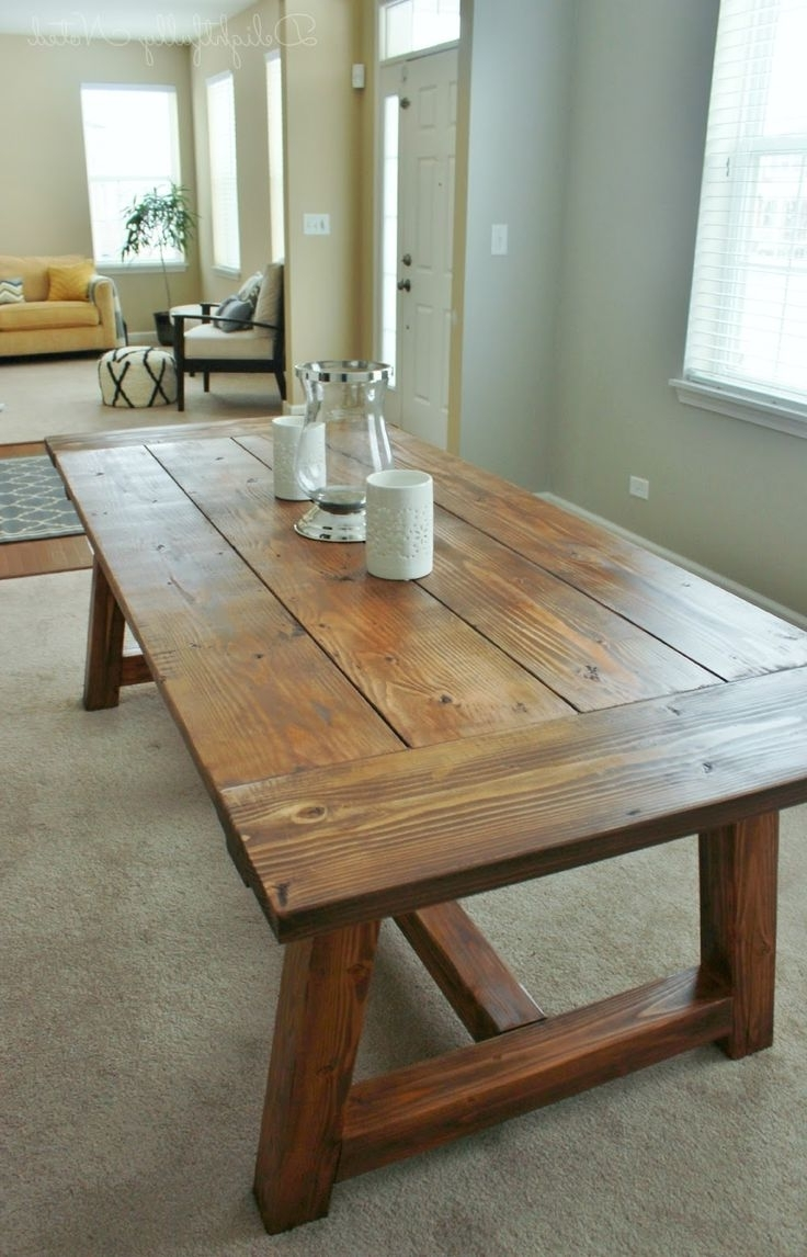 Happy Decor Throughout Best And Newest Barn House Dining Tables (Gallery 2 of 25)