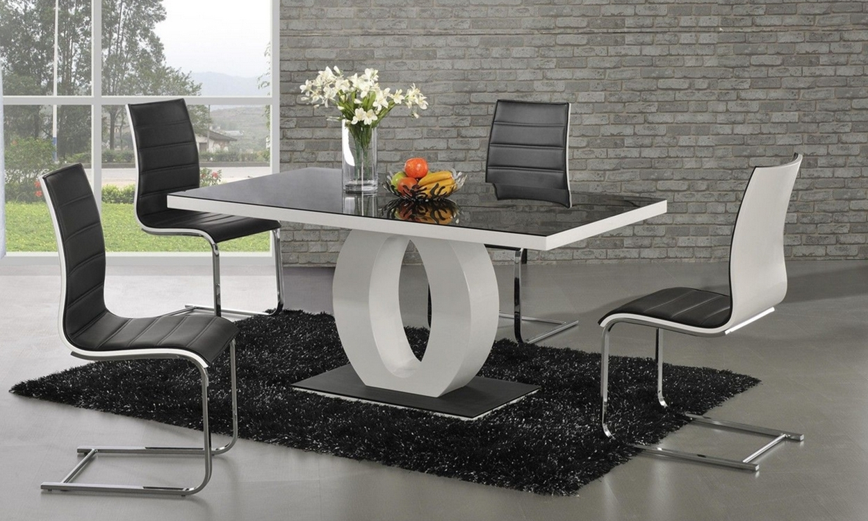 Harvey Dining Tables for Best and Newest Dt-839 Dining Table – Fortune Furniture