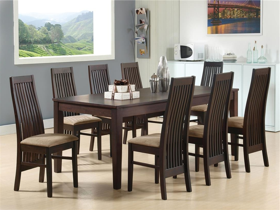 Havana Dining Tables Regarding Preferred Havana 8 Cushion Chair +1 Square Ta (End 12/5/2019 12:15 Am) (View 22 of 25)