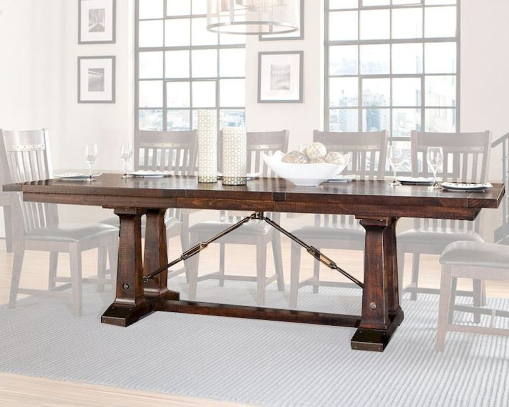 Hayden Dining Tables In Popular Intercon Solid Pine Dining Table Hayden Inhy42100Tab (View 10 of 25)