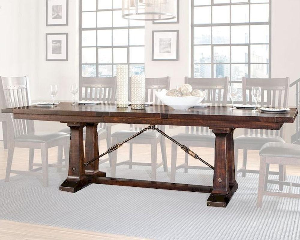 Hayden Dining Tables In Popular Intercon Solid Pine Dining Table Hayden Inhy42100Tab (View 5 of 25)