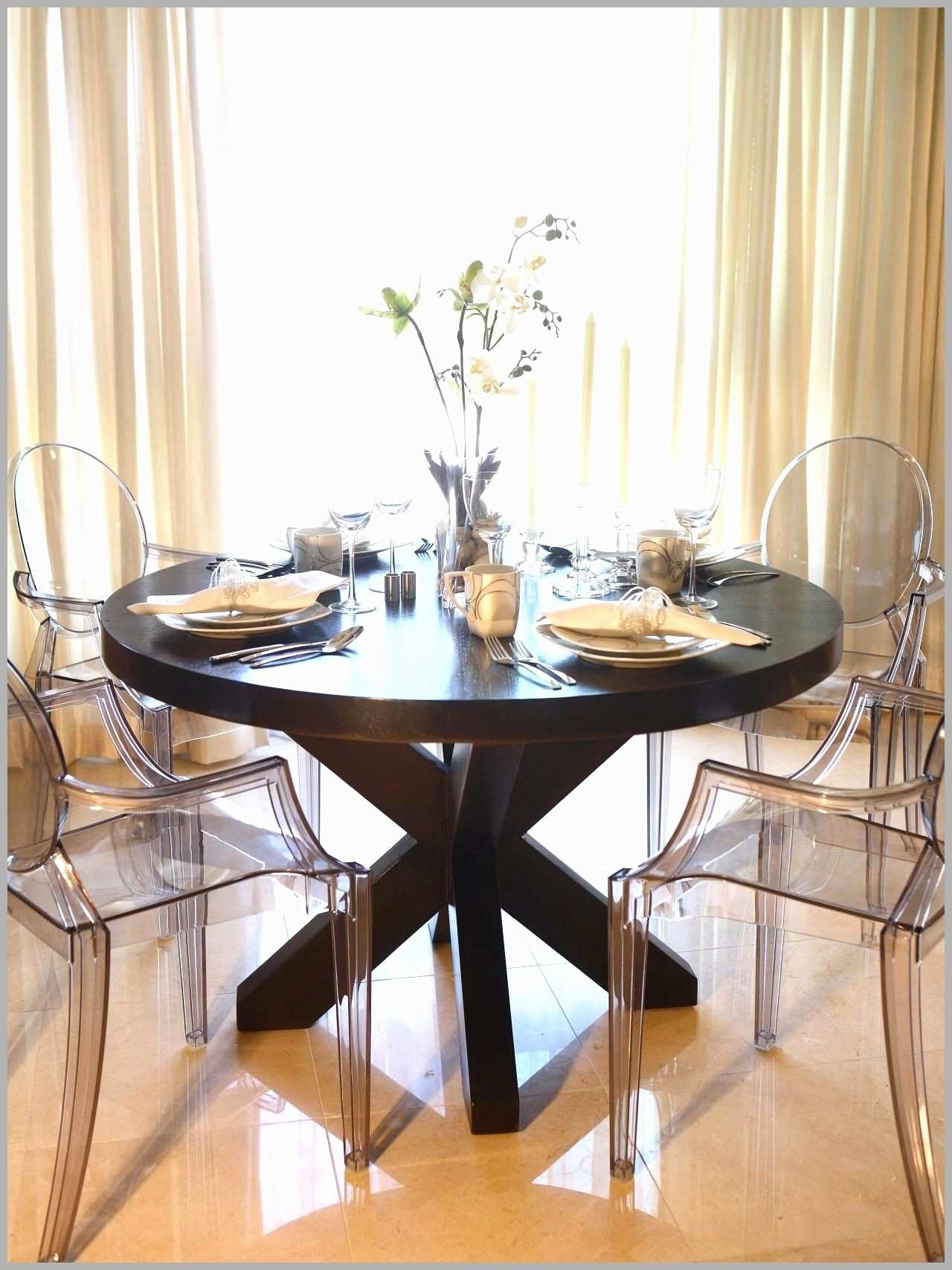 Head Of Table Dining Room Chairs Luxury Wood Pedestal Base For Pertaining To Fashionable Pedestal Dining Tables And Chairs (View 6 of 25)