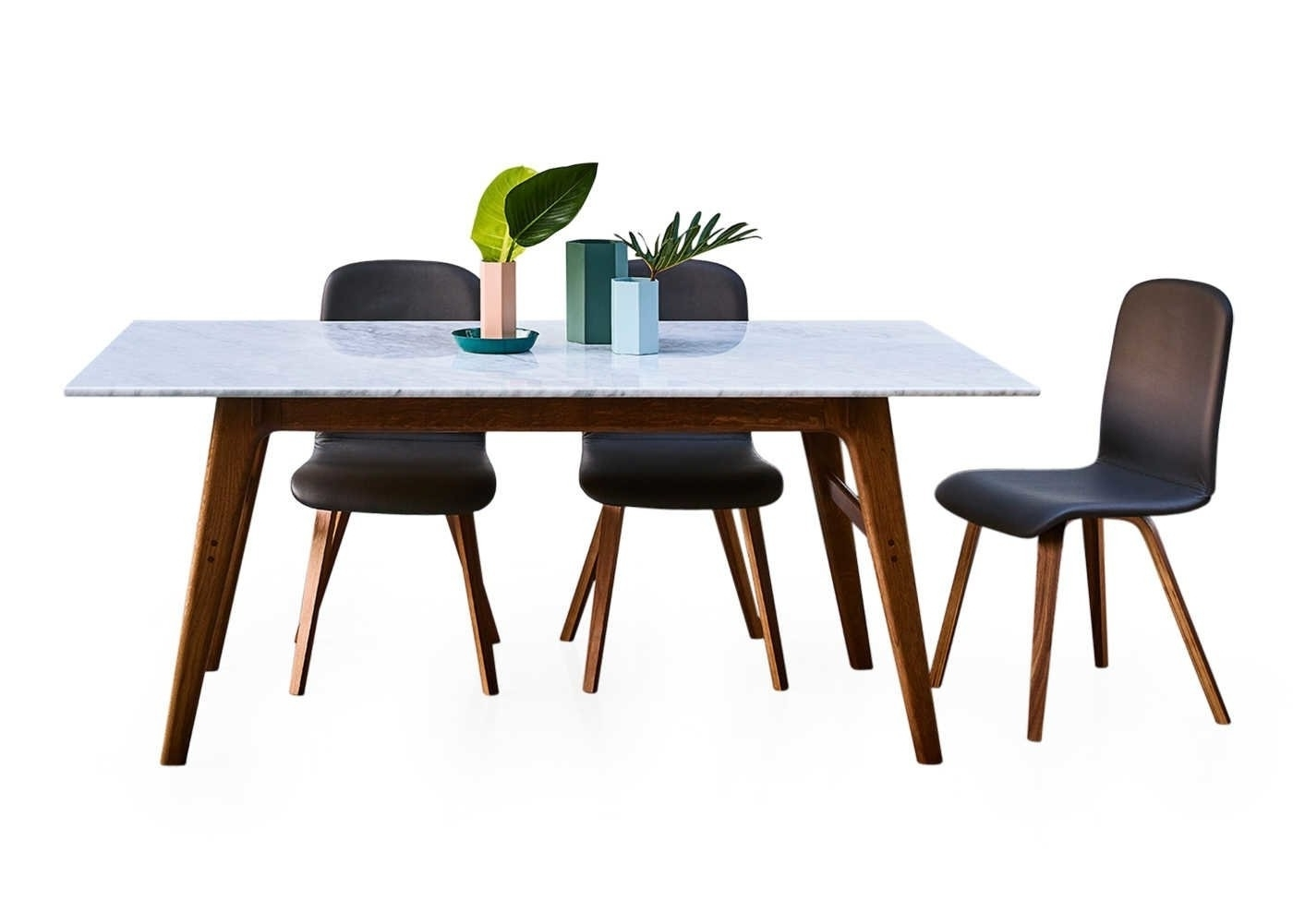 Heal's Intended For Latest Marble Effect Dining Tables And Chairs (View 8 of 25)