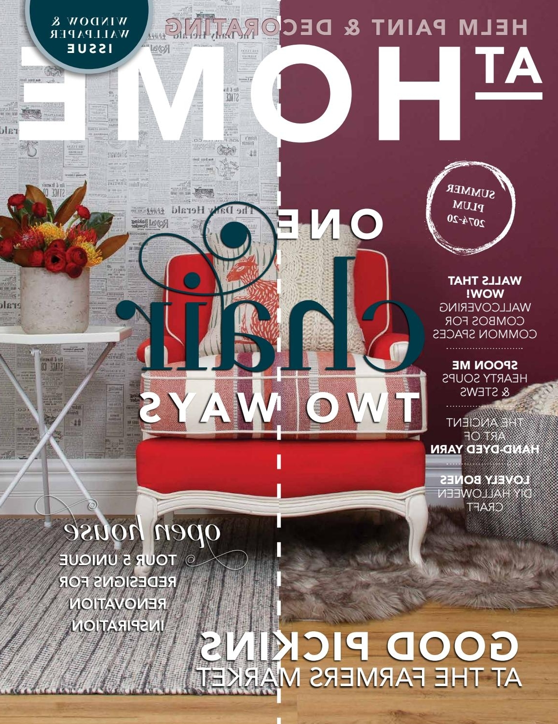 Helms 6 Piece Rectangle Dining Sets Regarding Widely Used Helm Paint & Decorating At Home Autumn 2017At Home Magazine – Issuu (View 24 of 25)