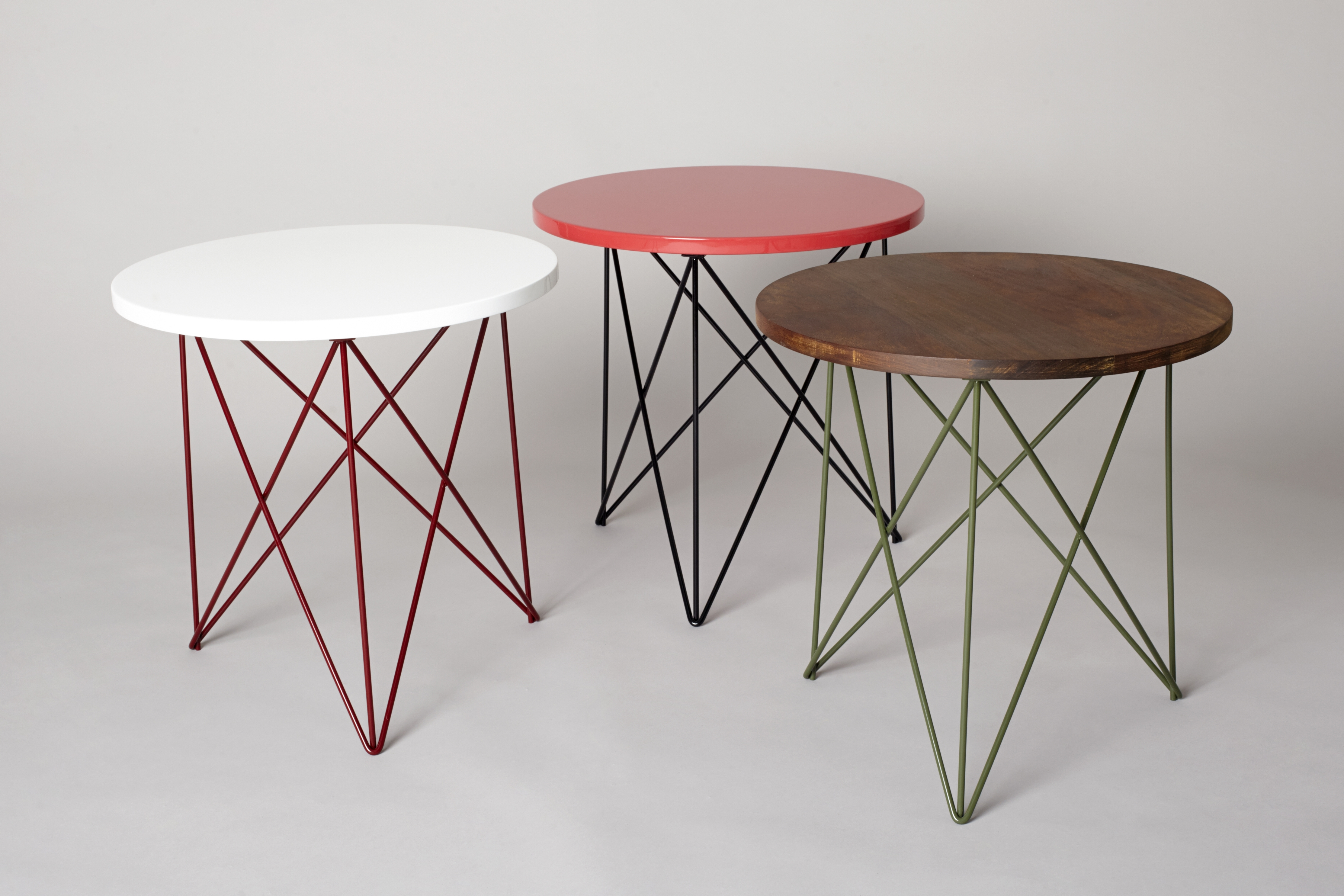 Helms Indoor/outdoor Side Table - Heather Ashton Design for Most Recently Released Helms 6 Piece Rectangle Dining Sets