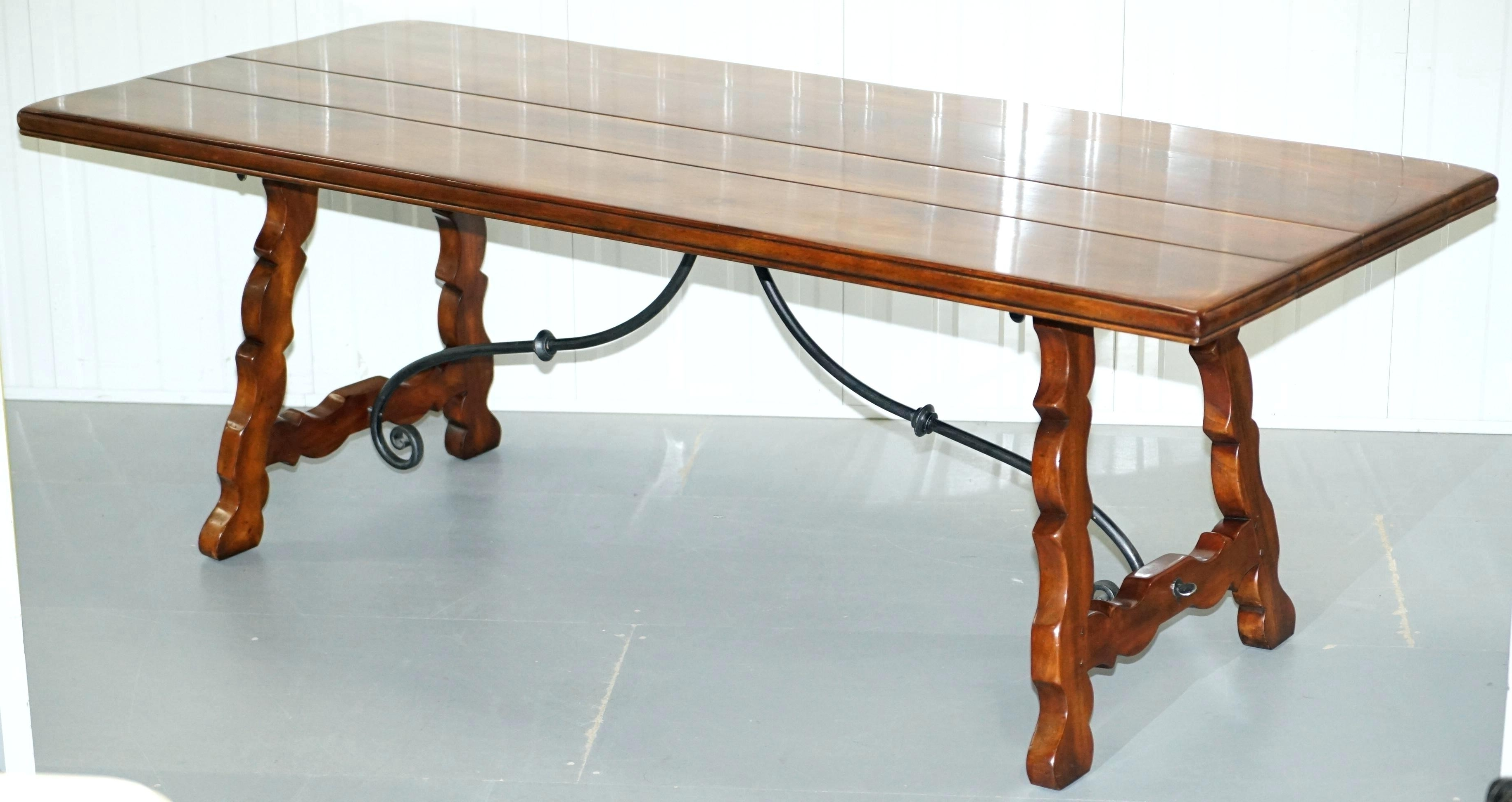 Helms Rectangle Dining Tables In Famous Theodore Alexander Dining Tables Theodore Alexander Sylvan Dining (View 4 of 25)