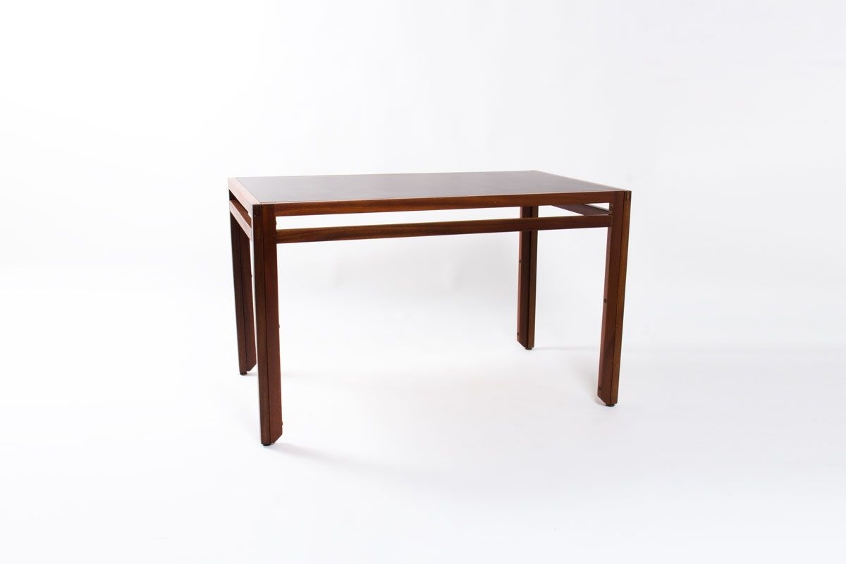 Helms Rectangle Dining Tables With Latest Dining Tableandré Sornay, 1950S For Sale At Pamono (View 12 of 25)