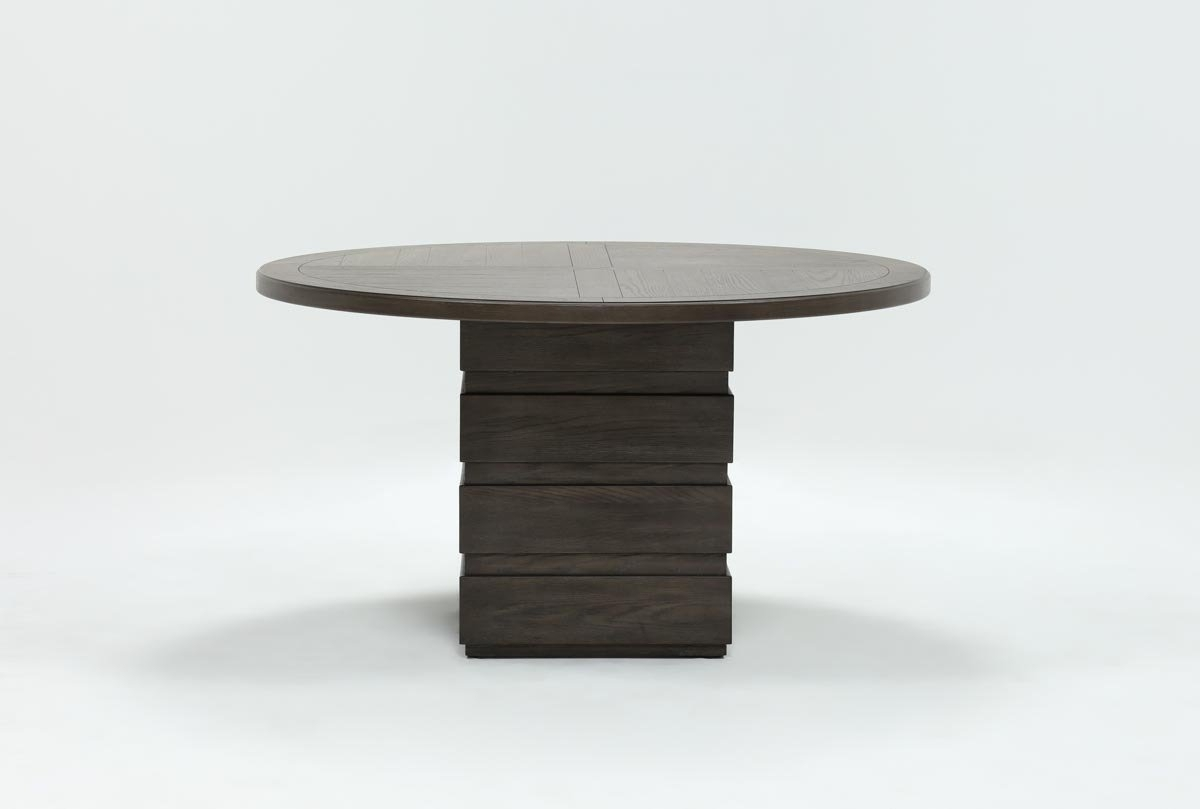 Helms Round Dining Tables intended for Most Recently Released Helms Round Dining Table