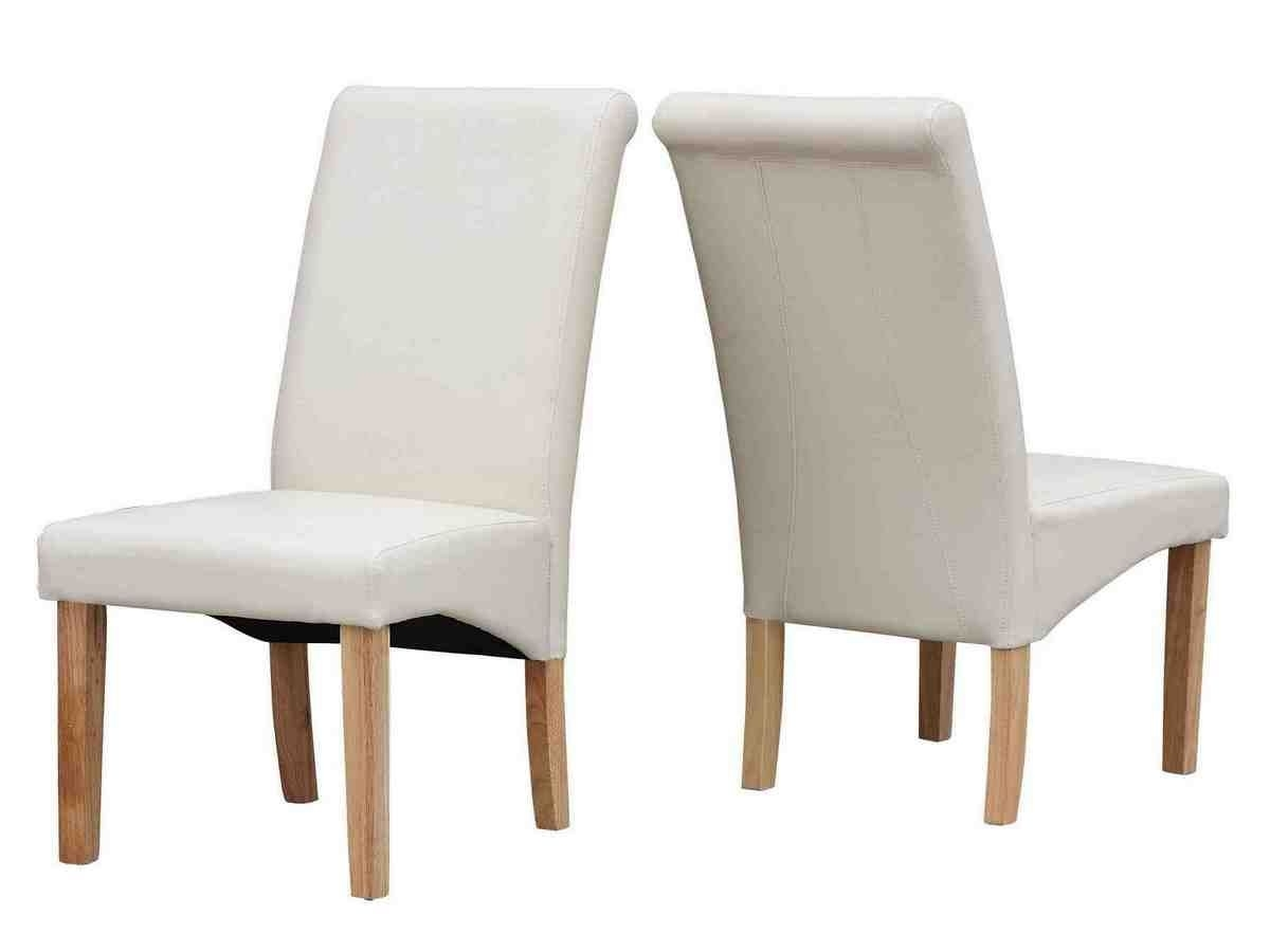 High Back Leather Dining Chairs (View 6 of 25)