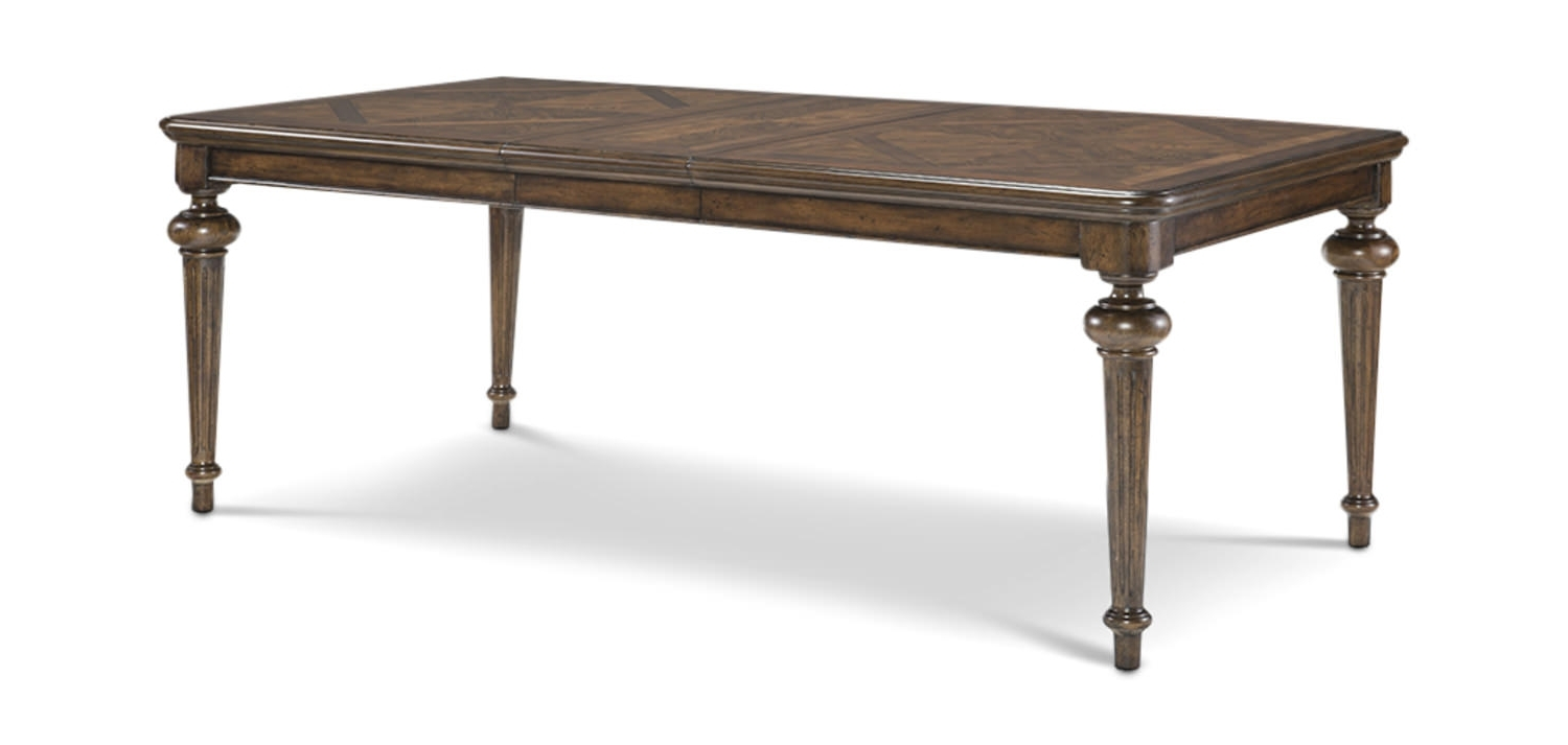 Hom Furniture intended for Well known Logan Dining Tables