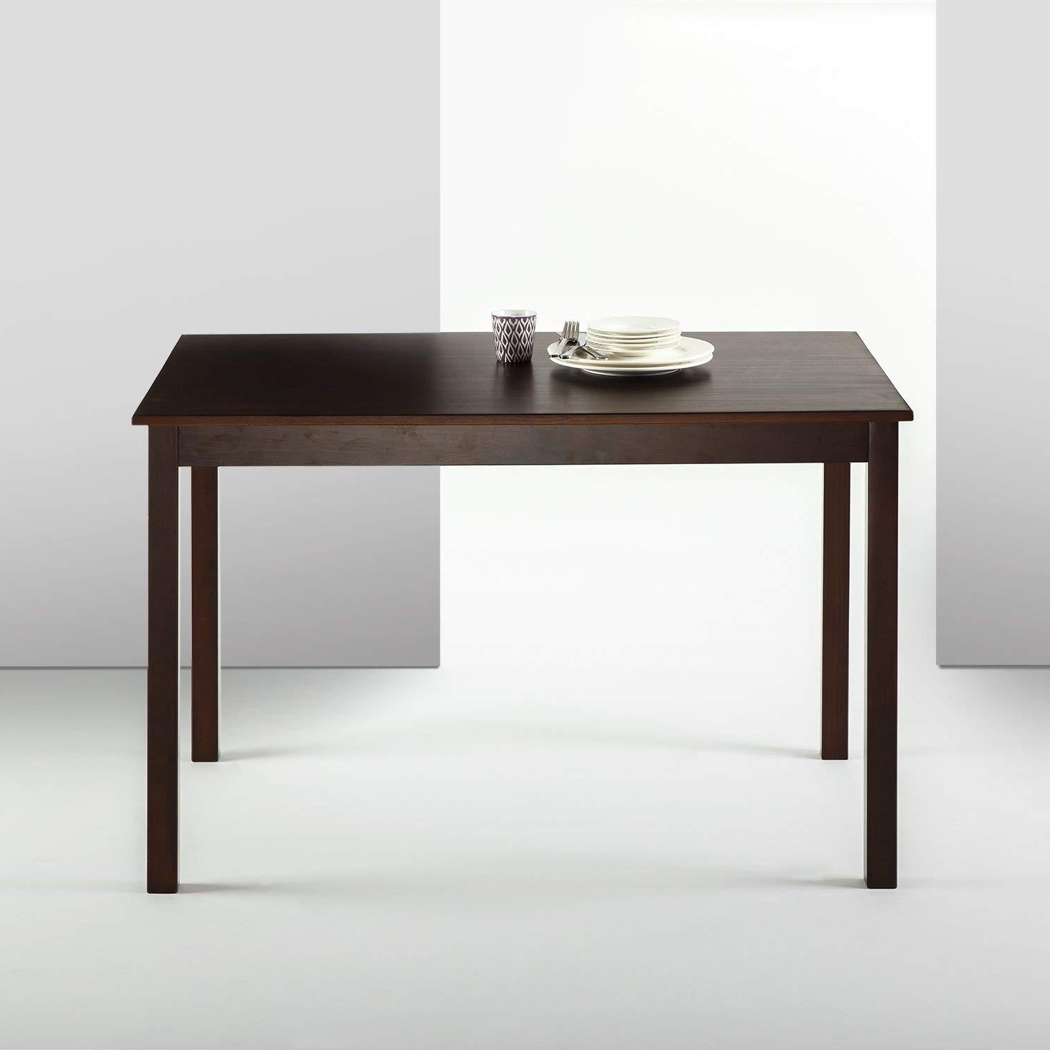 Home Dining Tables – Buy Home Dining Tables At Best Price In Inside Latest Valencia 72 Inch Extension Trestle Dining Tables (View 6 of 25)