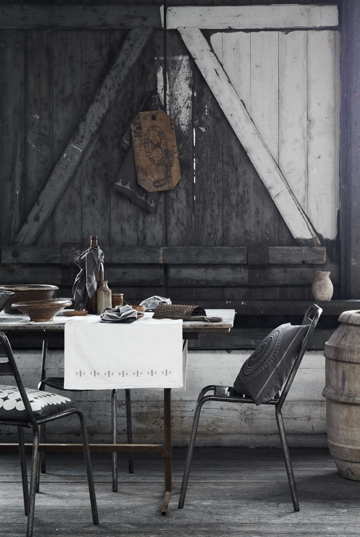 Home intended for Most Recent Bale Rustic Grey Dining Tables