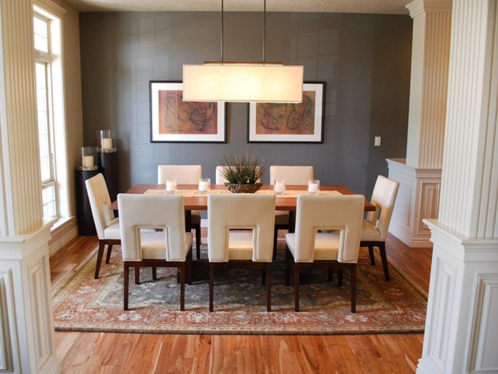 Home Lighting Design Ideas throughout Famous Dining Tables Lighting