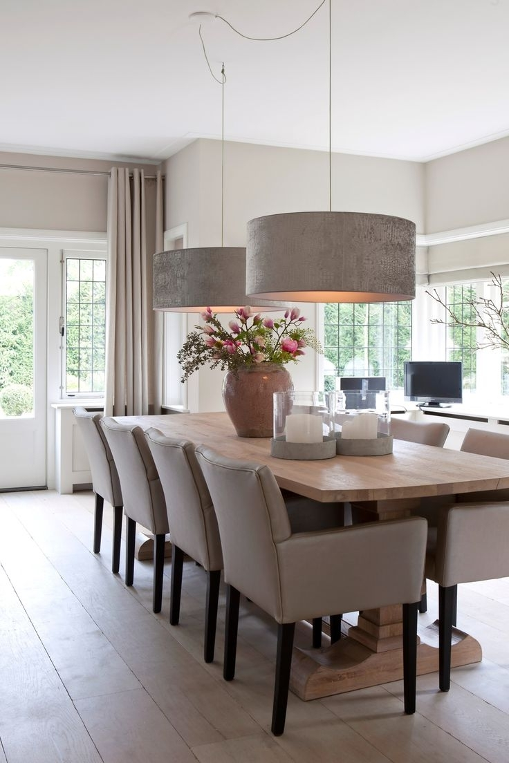 Home Lighting, Light Design For Over Dining Tables Lighting (Gallery 2 of 25)