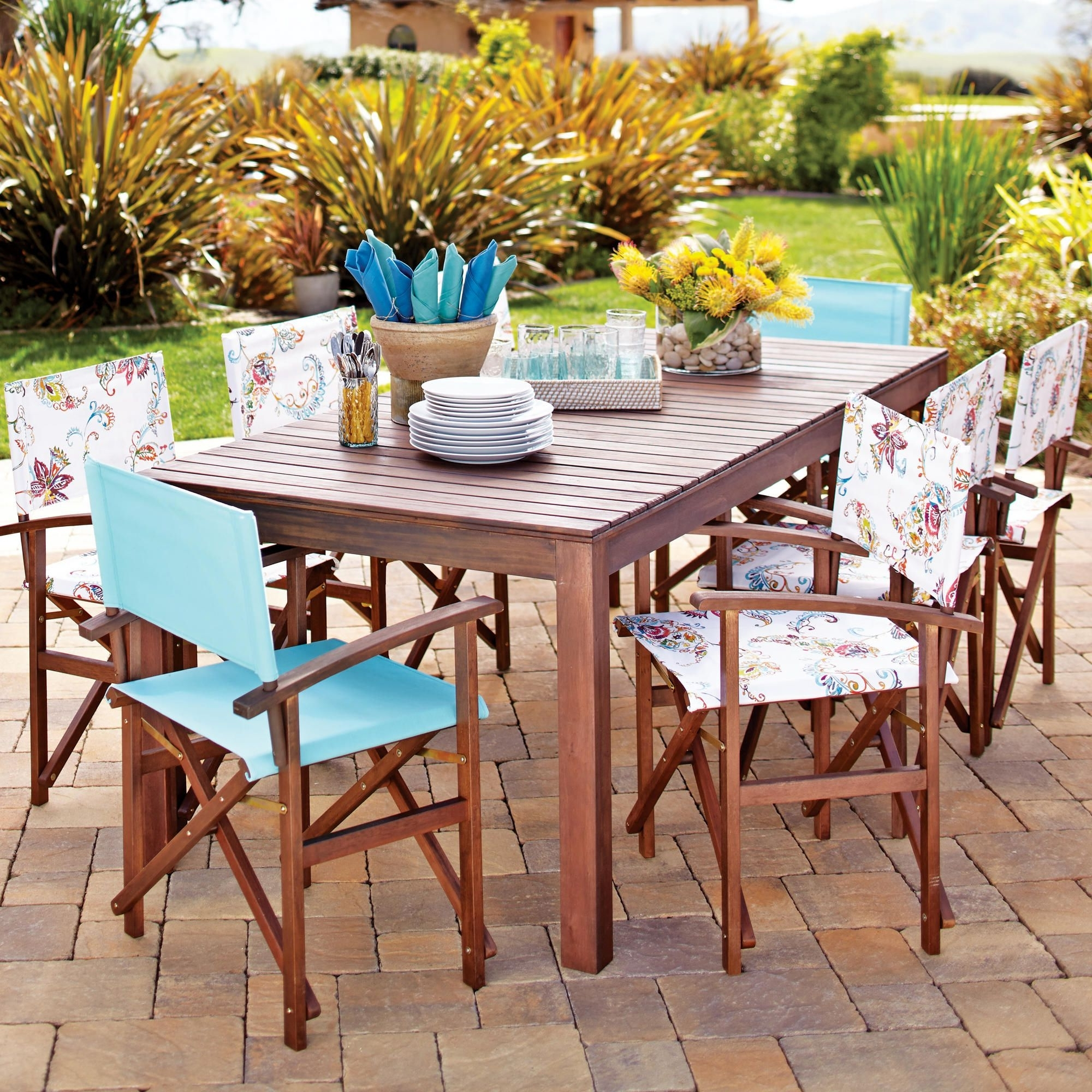 Home Style throughout Well-known Bali Dining Sets