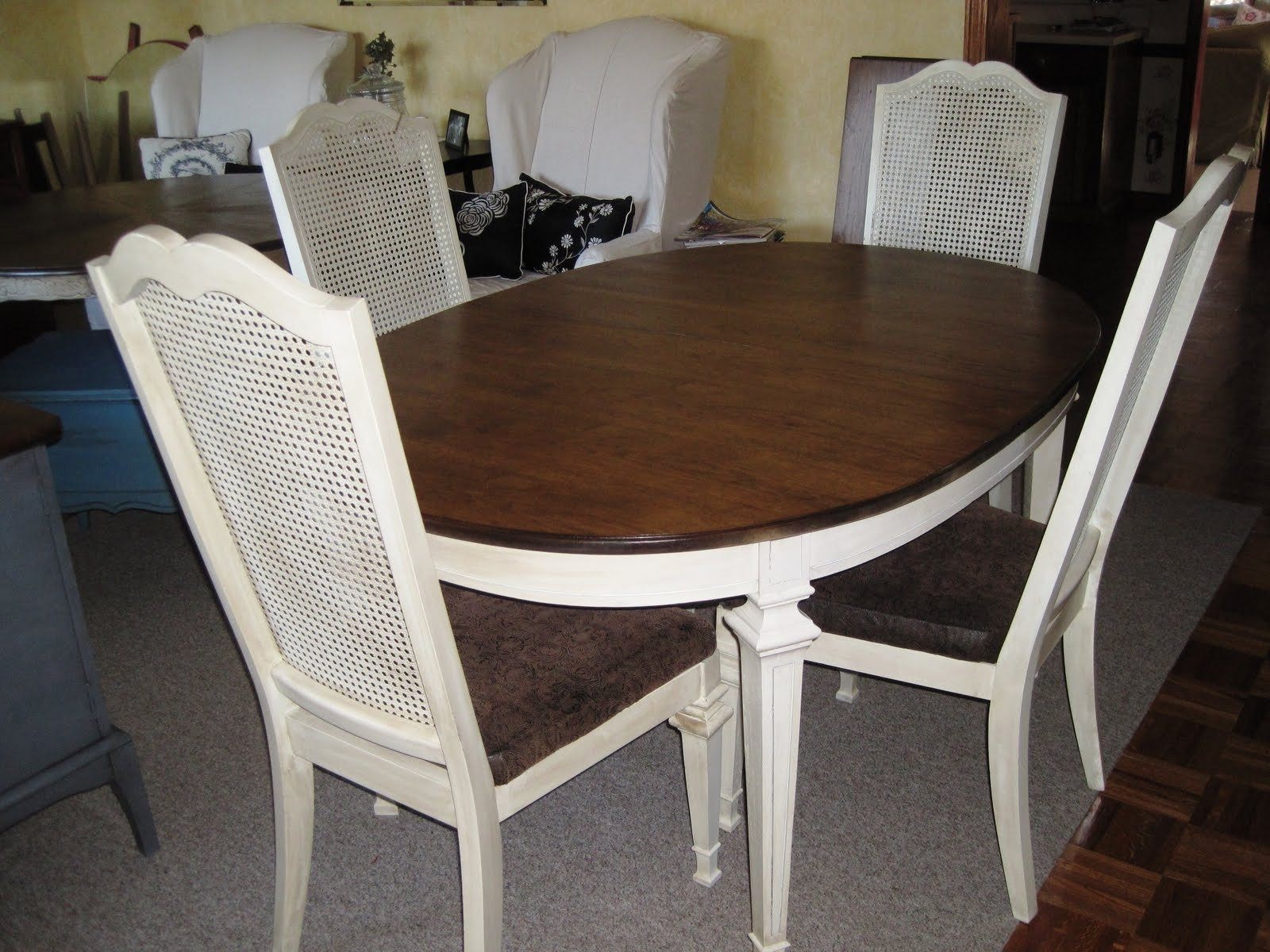 Homesfeed For Perth White Dining Chairs (Gallery 23 of 25)