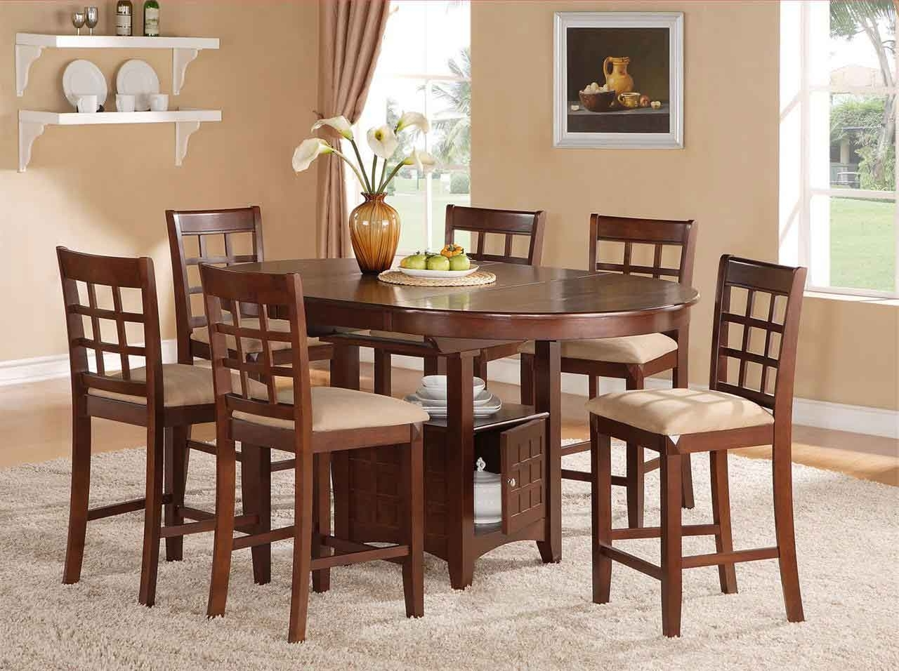 Homesfeed Inside Wooden Dining Sets (Gallery 25 of 25)