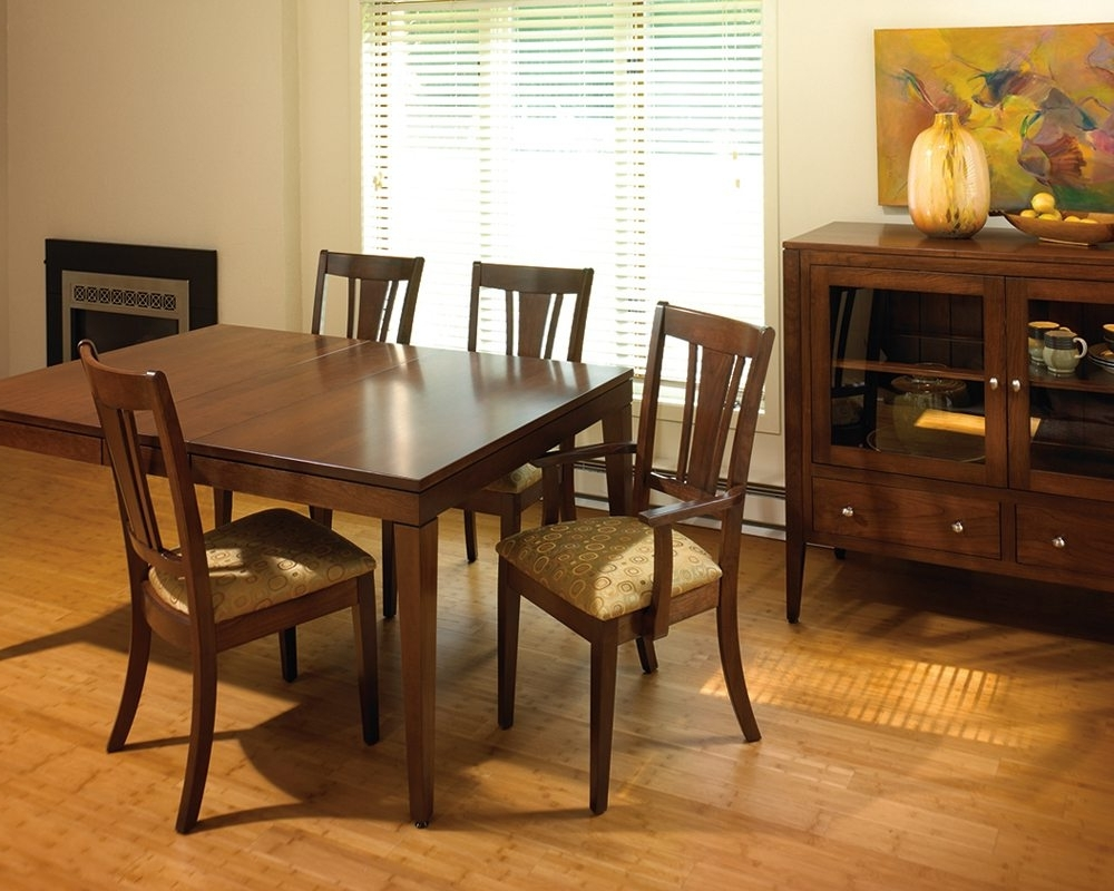 Homesquare Furniture In Pa, Nj with Recent Metro Dining Tables