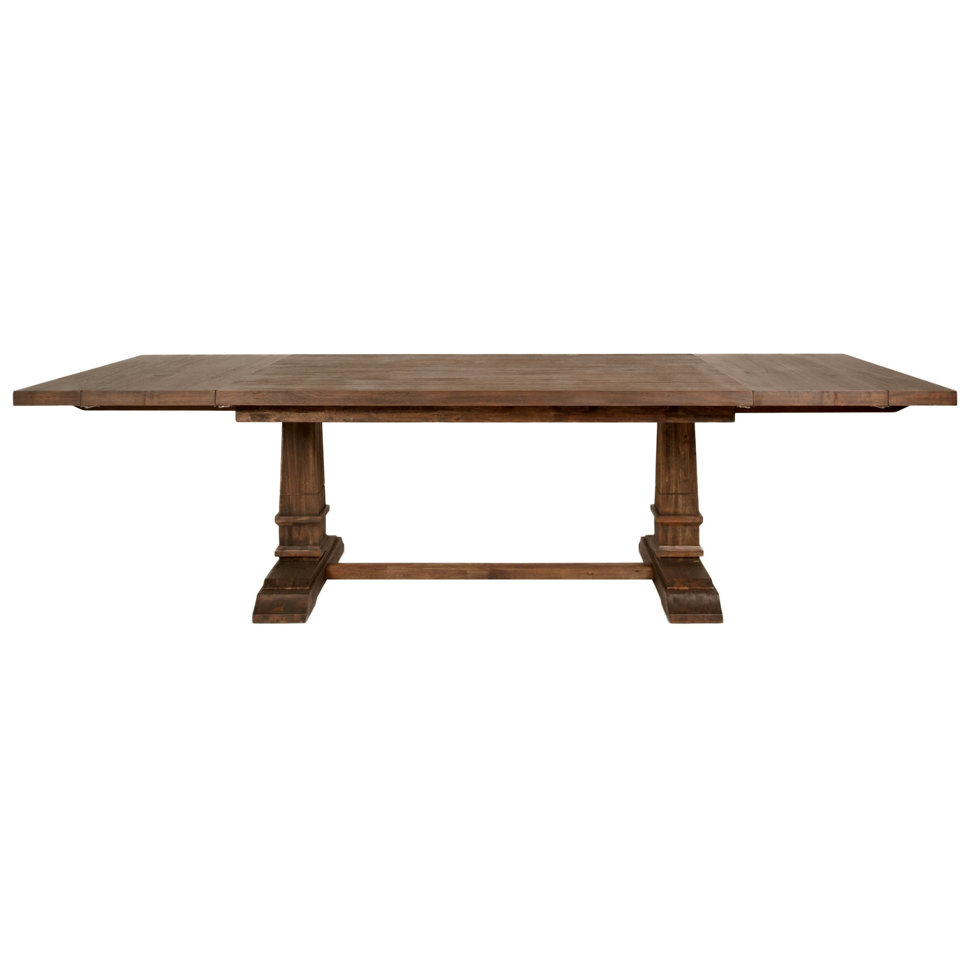 Hudson Rectangle Extension Dining Table in Widely used Next Hudson Dining Tables