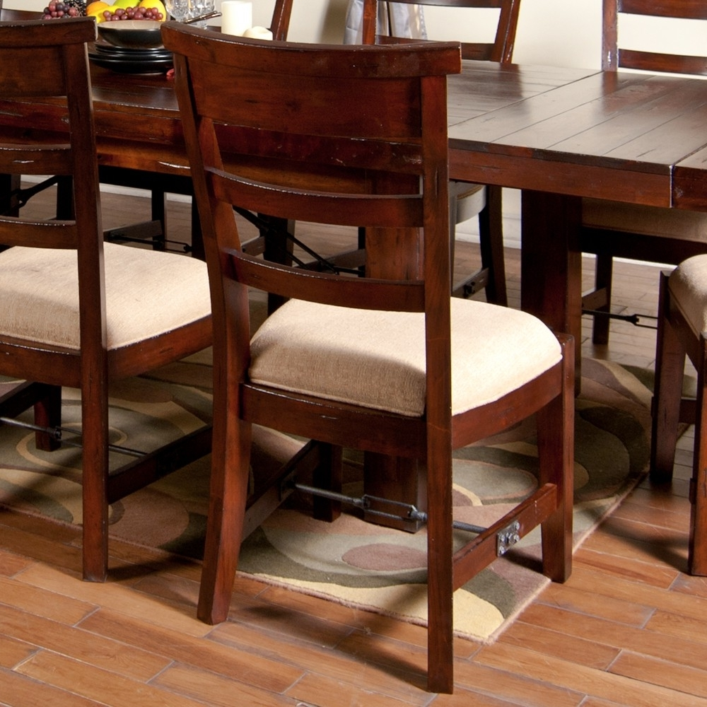 Humble Abode in Well-known Mahogany Dining Table Sets