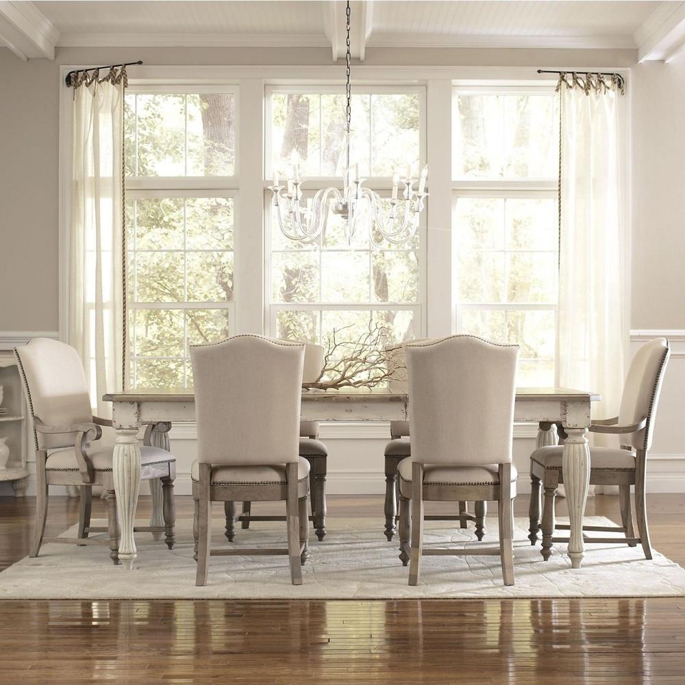 Humble Abode regarding Latest Rectangular Dining Tables Sets