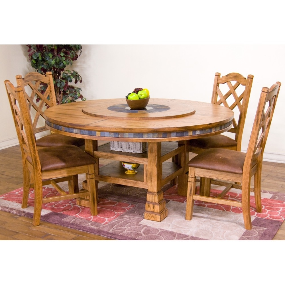 Humble Abode throughout Oak Round Dining Tables And Chairs