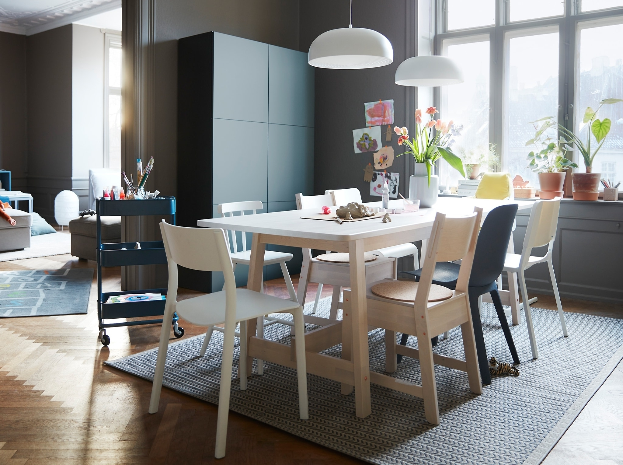 Ikea pertaining to Most Recently Released Dining Room Tables And Chairs