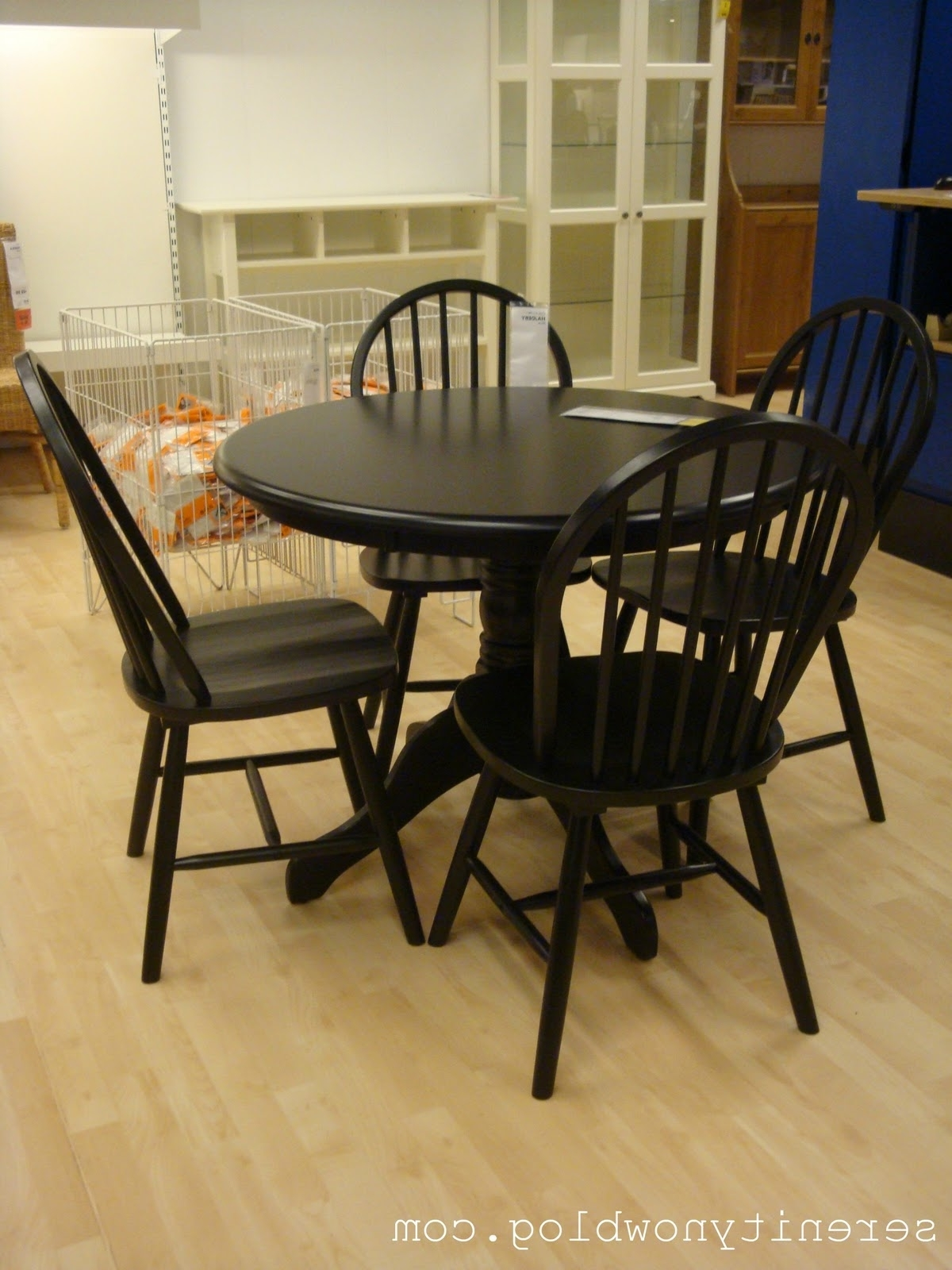 Ikea Round Dining Tables Set with regard to Popular Idyllic Dinner Table Ikea Kitchen Sets Small For Chairs Ikea