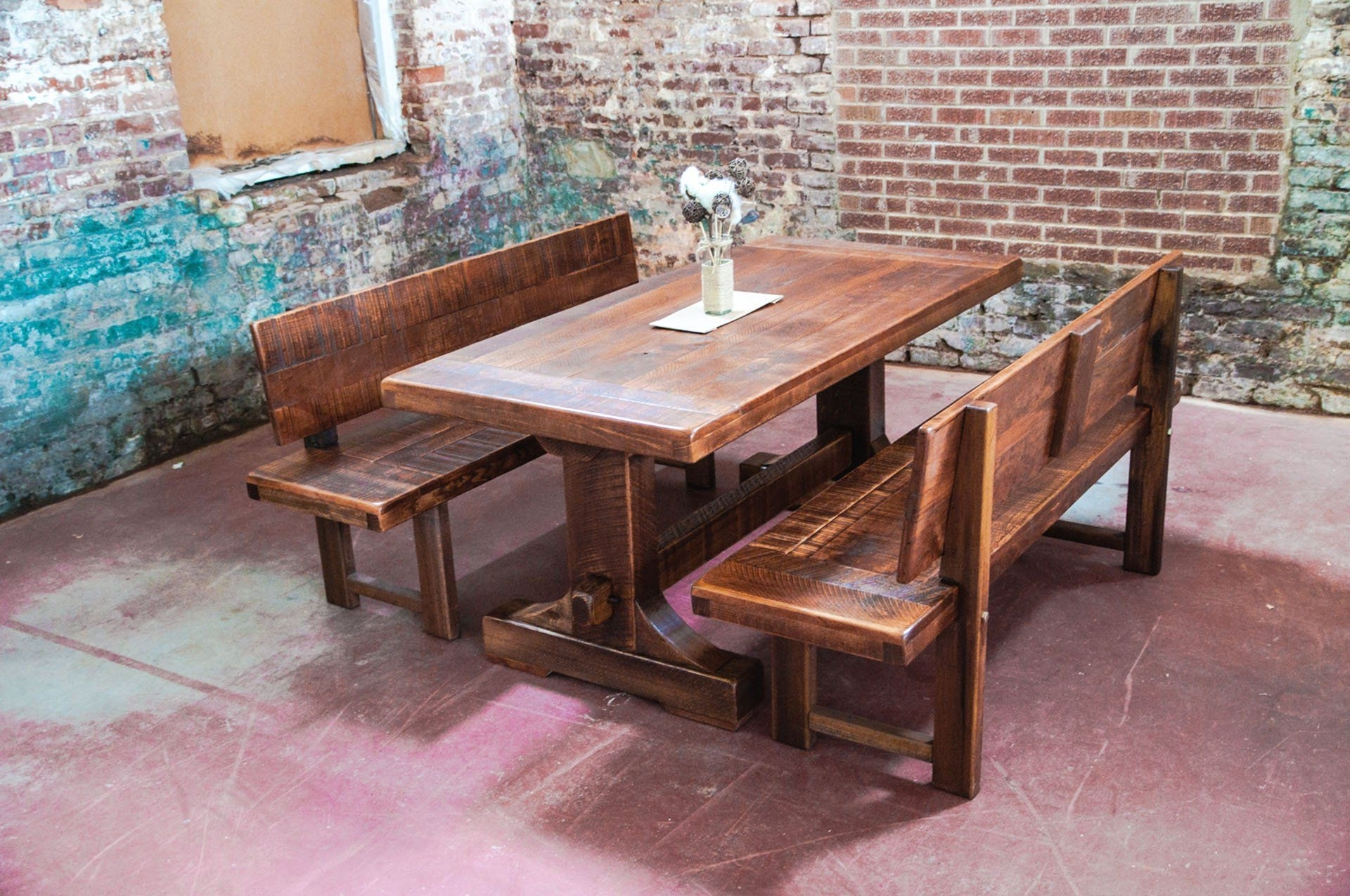 Image Result For Bench Size For Dining Table (Gallery 2 of 25)