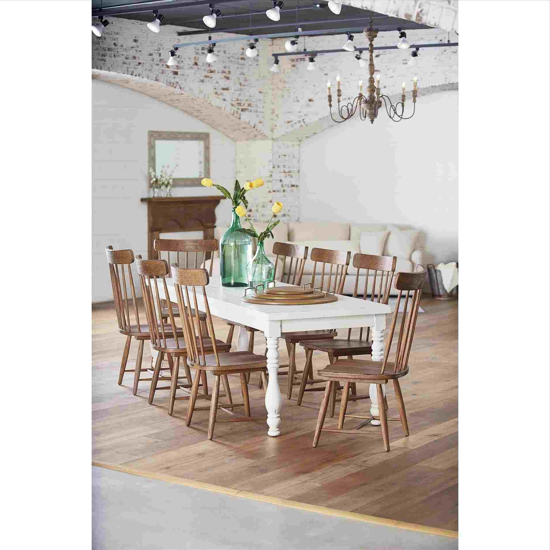 Impressive Magnolia Home Bedroom Furniture Or Joanna Gaines in Recent Magnolia Home Prairie Dining Tables