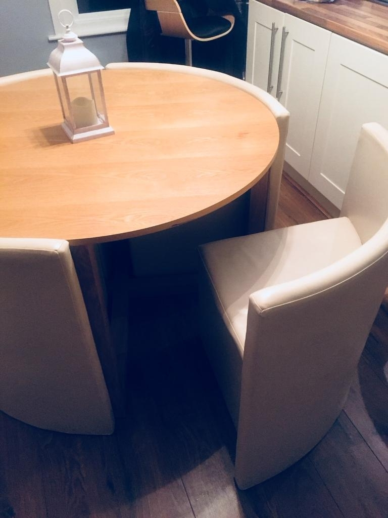 In Torquay With Regard To Well Known Stowaway Dining Tables And Chairs (Gallery 14 of 25)