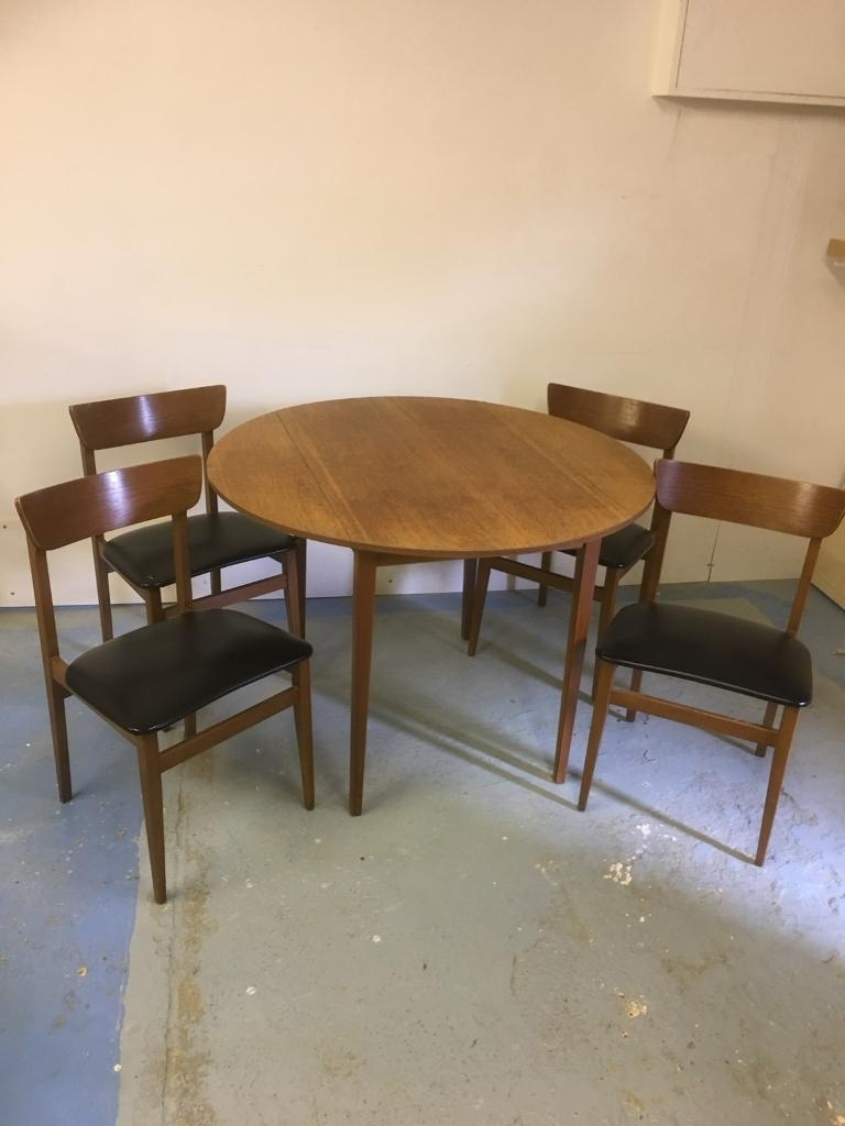 In West End for Danish Style Dining Tables