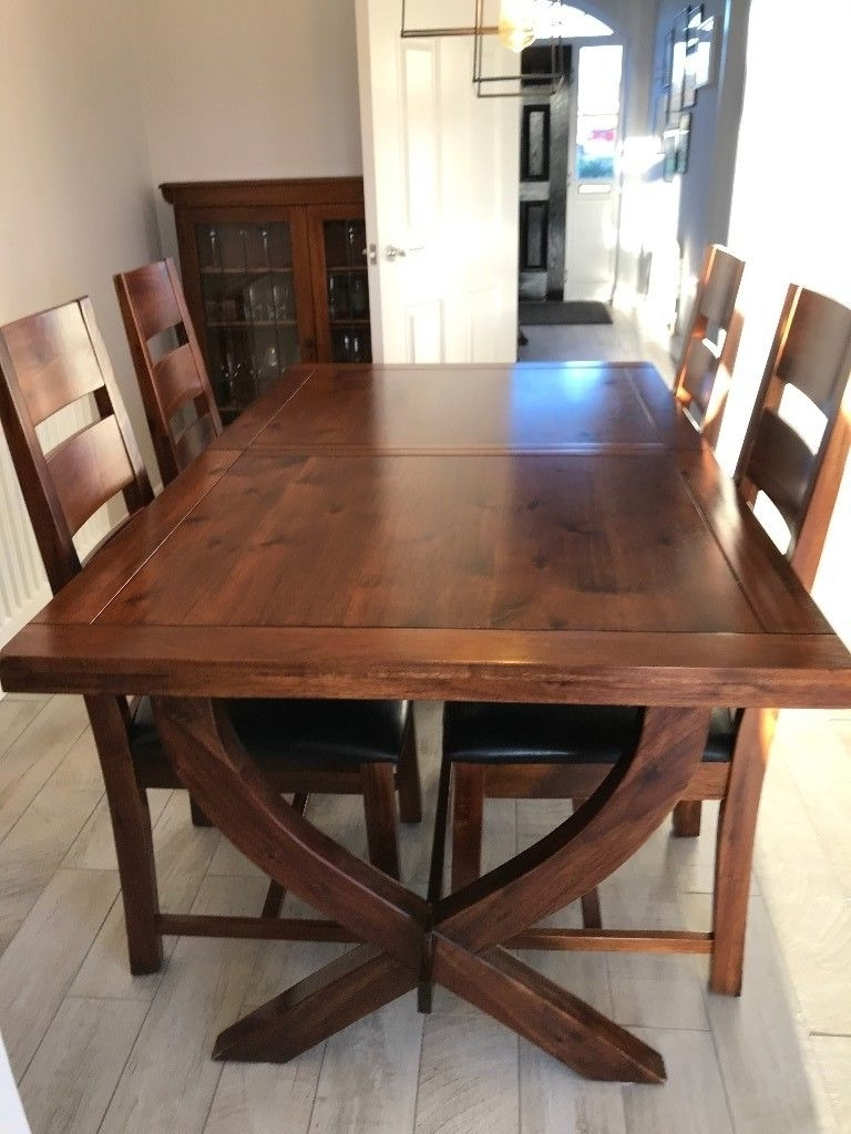 In Within Extending Dining Tables And 8 Chairs (View 10 of 25)