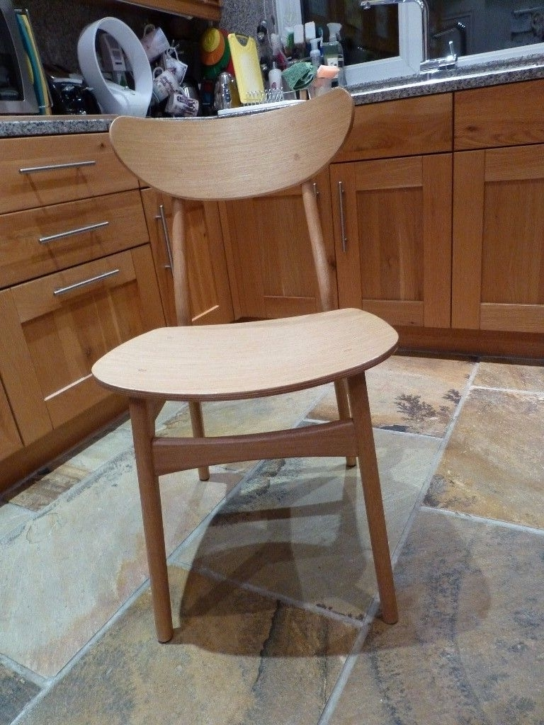 In Within Recent Second Hand Oak Dining Chairs (View 13 of 25)