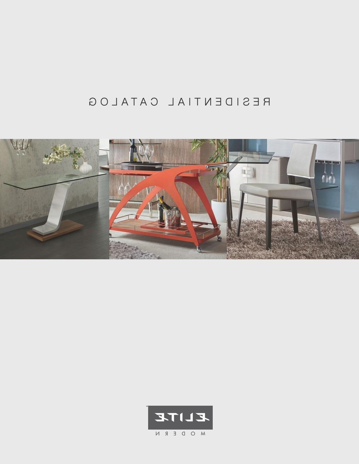 Ina Pewter 60 Inch Counter Tables With Frosted Glass For Best And Newest Residential Catalogelite Modern – Issuu (View 17 of 25)