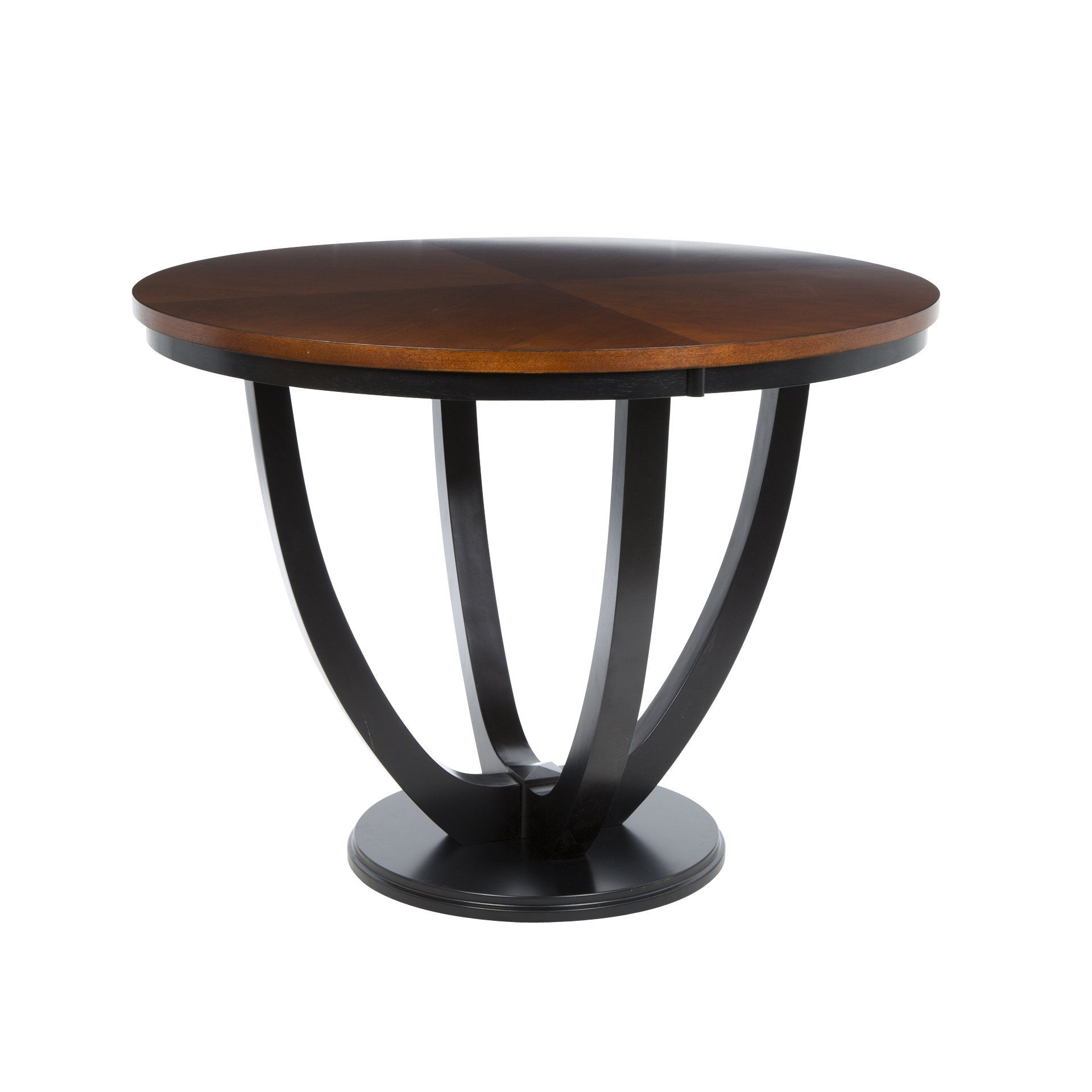 Ina Pewter 60 Inch Counter Tables With Frosted Glass regarding Trendy Round Bar Height Dining Table