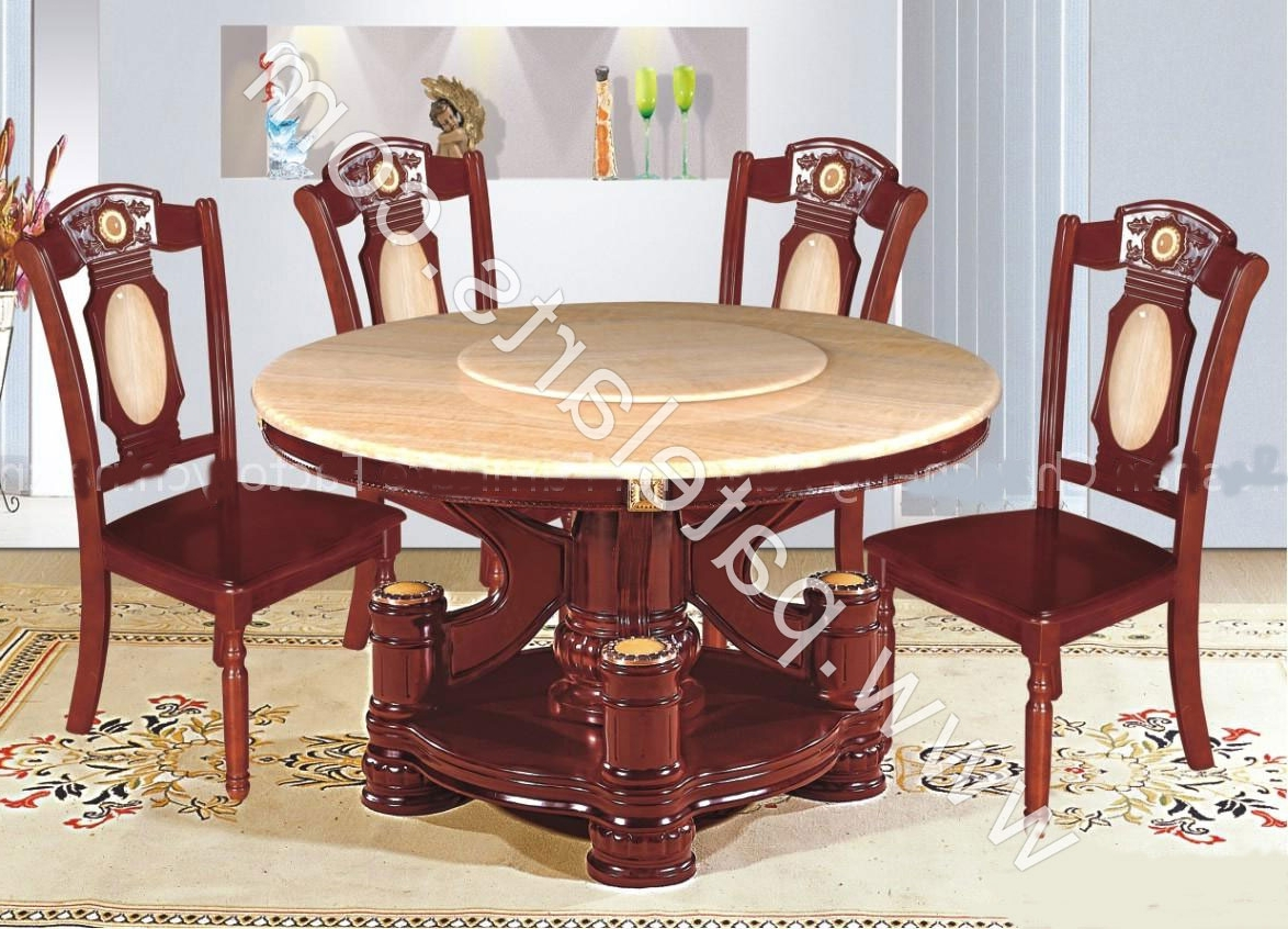 Indian Dining Tables And Chairs Pertaining To Most Current Wooden Dining Set, Wooden Dining Table, Wooden Dining Sets (View 3 of 25)
