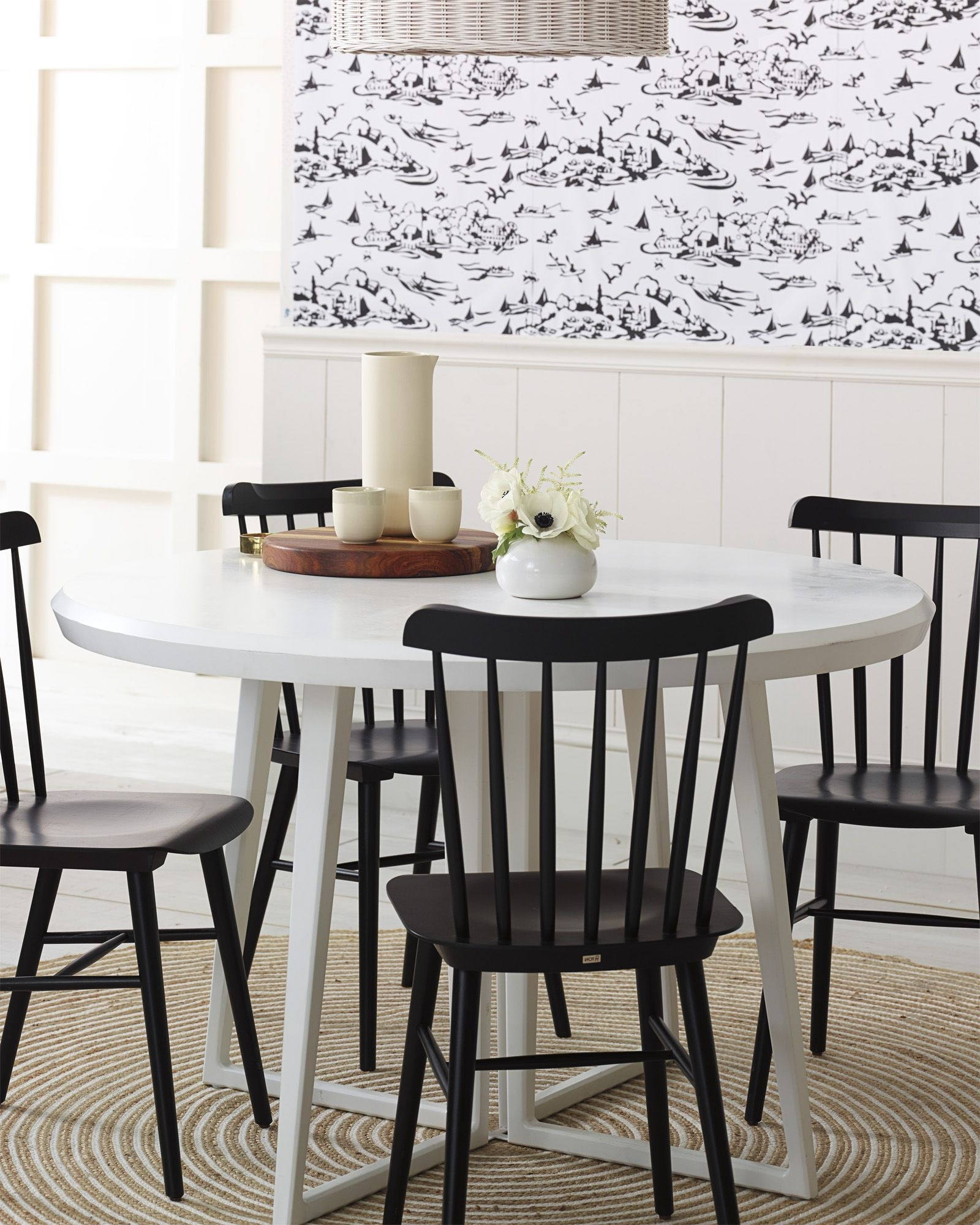 Irondale Diaw Counterstool In Havana in Newest Grady 5 Piece Round Dining Sets