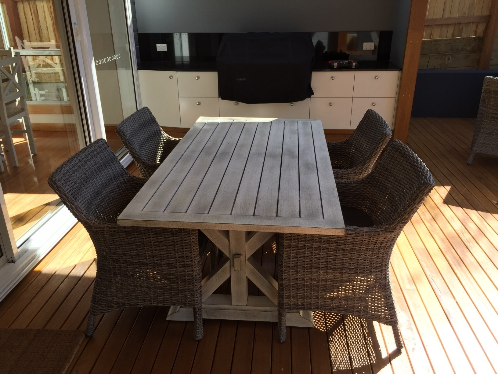 Is This The Best Outdoor Table In Australia? Pertaining To Latest Vogue Dining Tables (View 4 of 25)