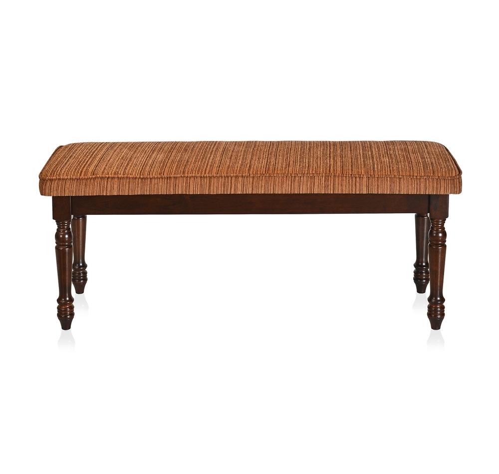 Isabella Dining Tables for Widely used Buy Isabella Dining Bench - @homenilkamal, Tobacco Online - At Home