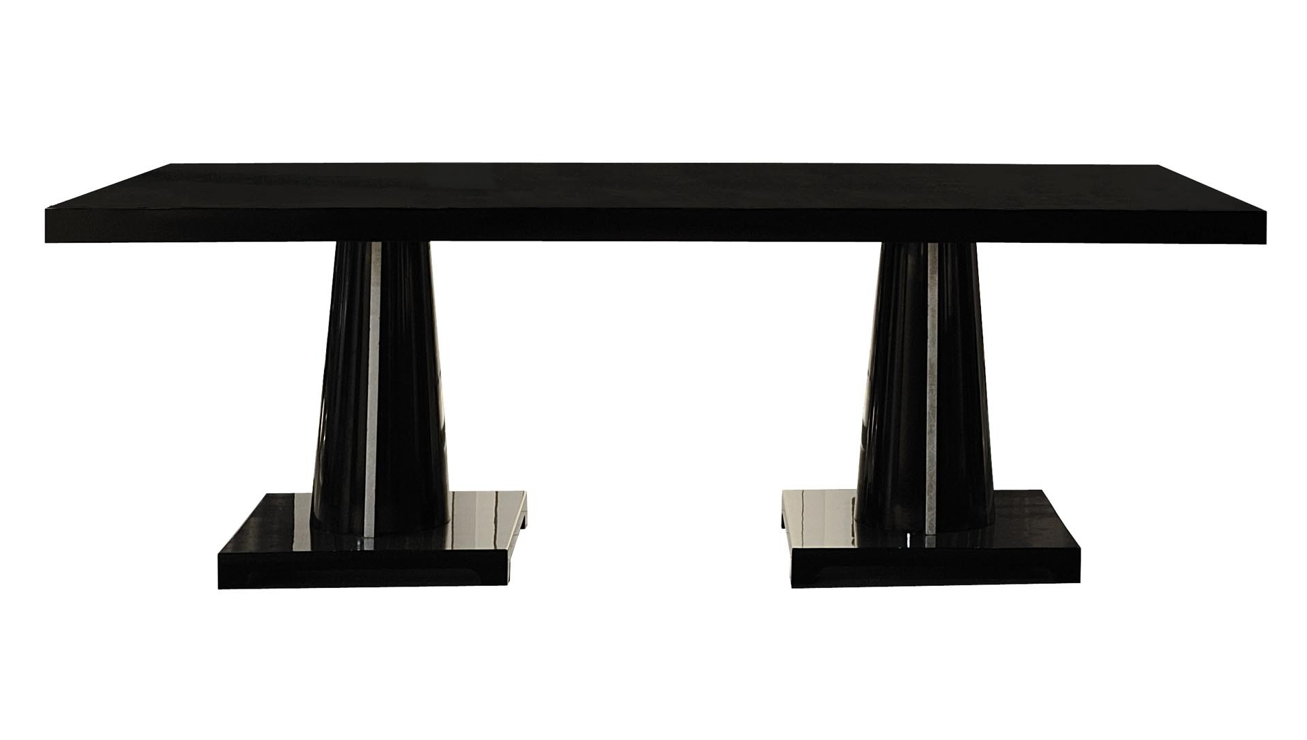 Isabella Dining Tables Regarding Most Popular Isabella Costantini, Olimpia Dining Table, Buy Online At Luxdeco (View 16 of 25)