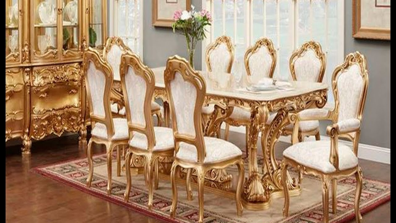 Italian Dining Table And Chairs Sets (View 9 of 25)