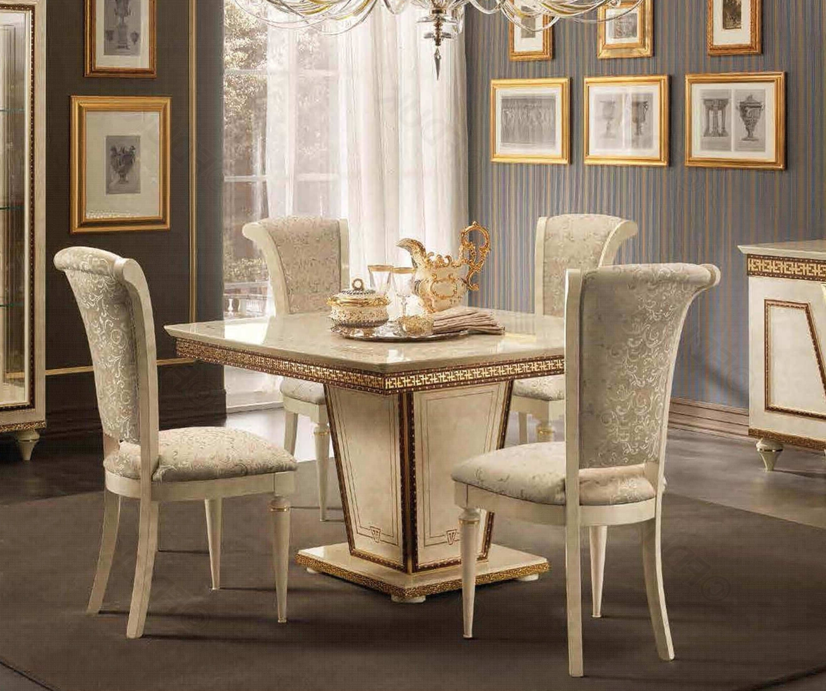 Italian Dining Tables For Famous Arredoclassic Fantasia (View 15 of 25)