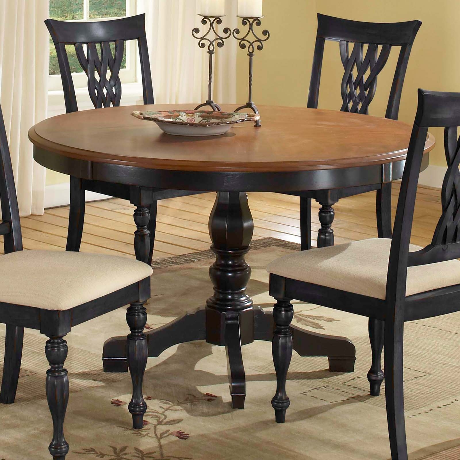 Jaxon Grey Round Extension Dining Tables For Preferred Dining Table Extension : Home Interior Design – Tips Build 48 Round (Gallery 11 of 25)