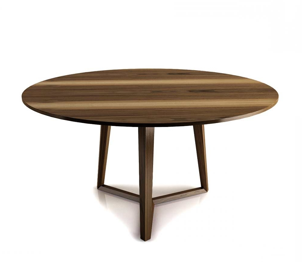 Jaxon Grey Round Extension Dining Tables regarding Recent Round Extension Dining Table - Dining Room Ideas